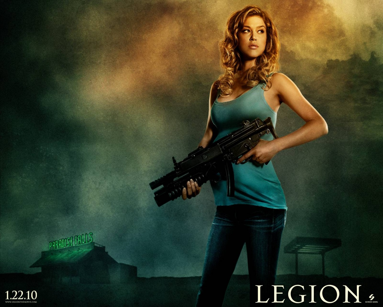 movie analysis of the film legion Legion is a 2010 american apocalyptic action horror film  a prequel comic  series was released by idw as legion: prophets  user reviews add new  review.