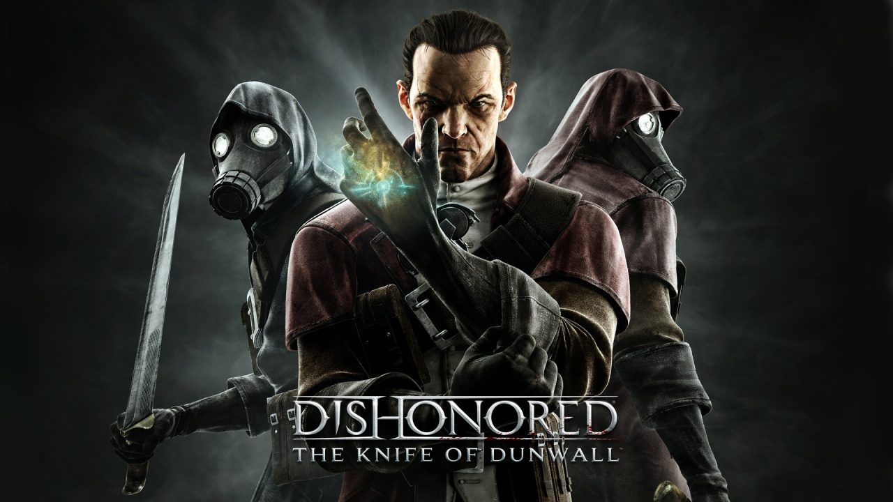 Dishonored The Knife Of Dunwall 4156096 2560x1600