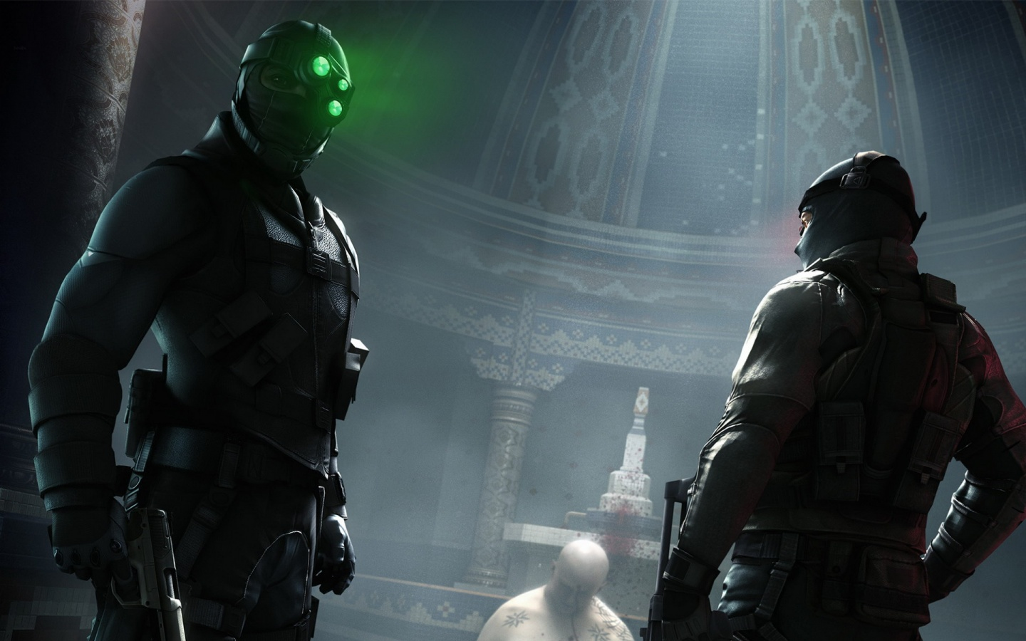 Splinter Cell Conviction 2010 Game #4188685, 1920x1200 ...