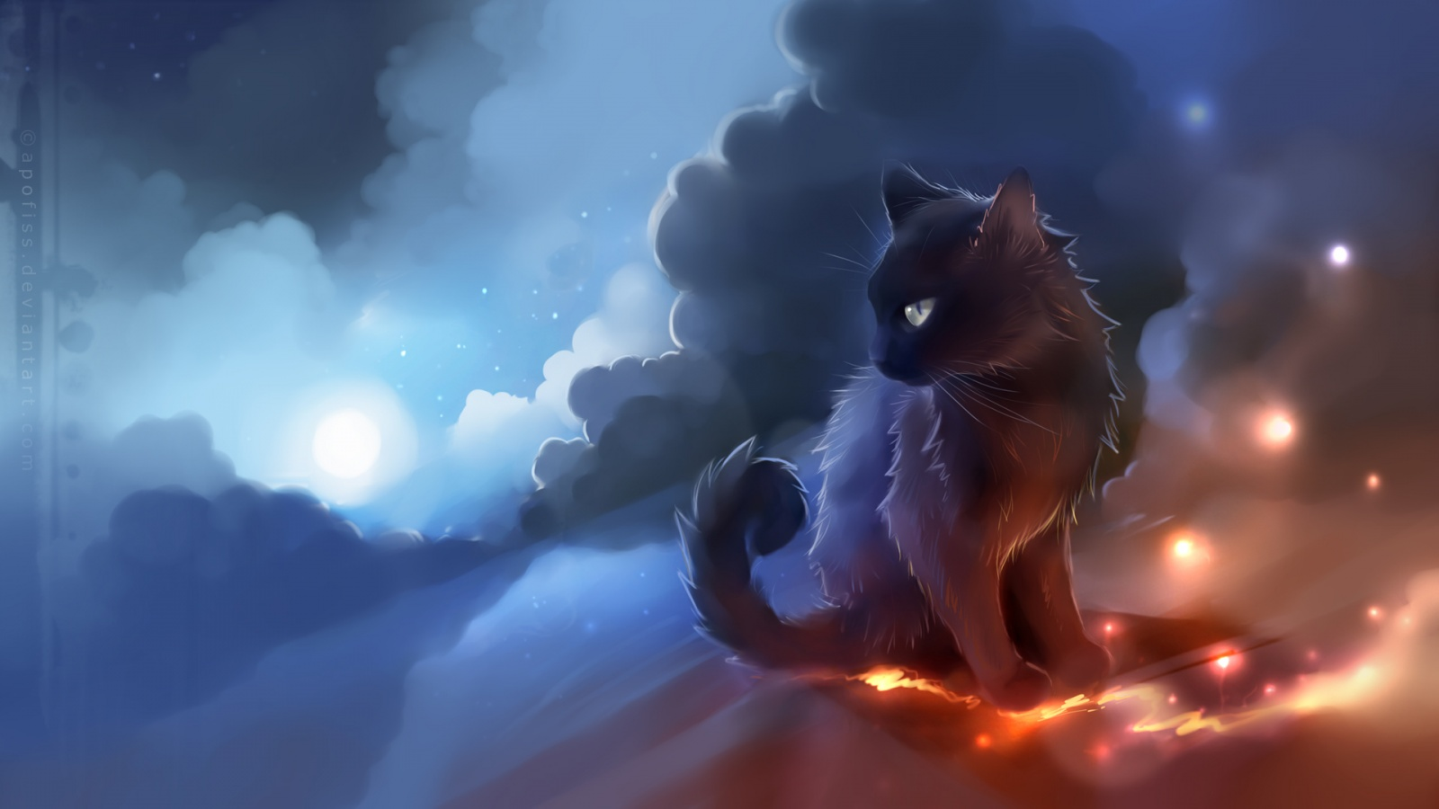 Warrior Cat #4154850, 1920x1080