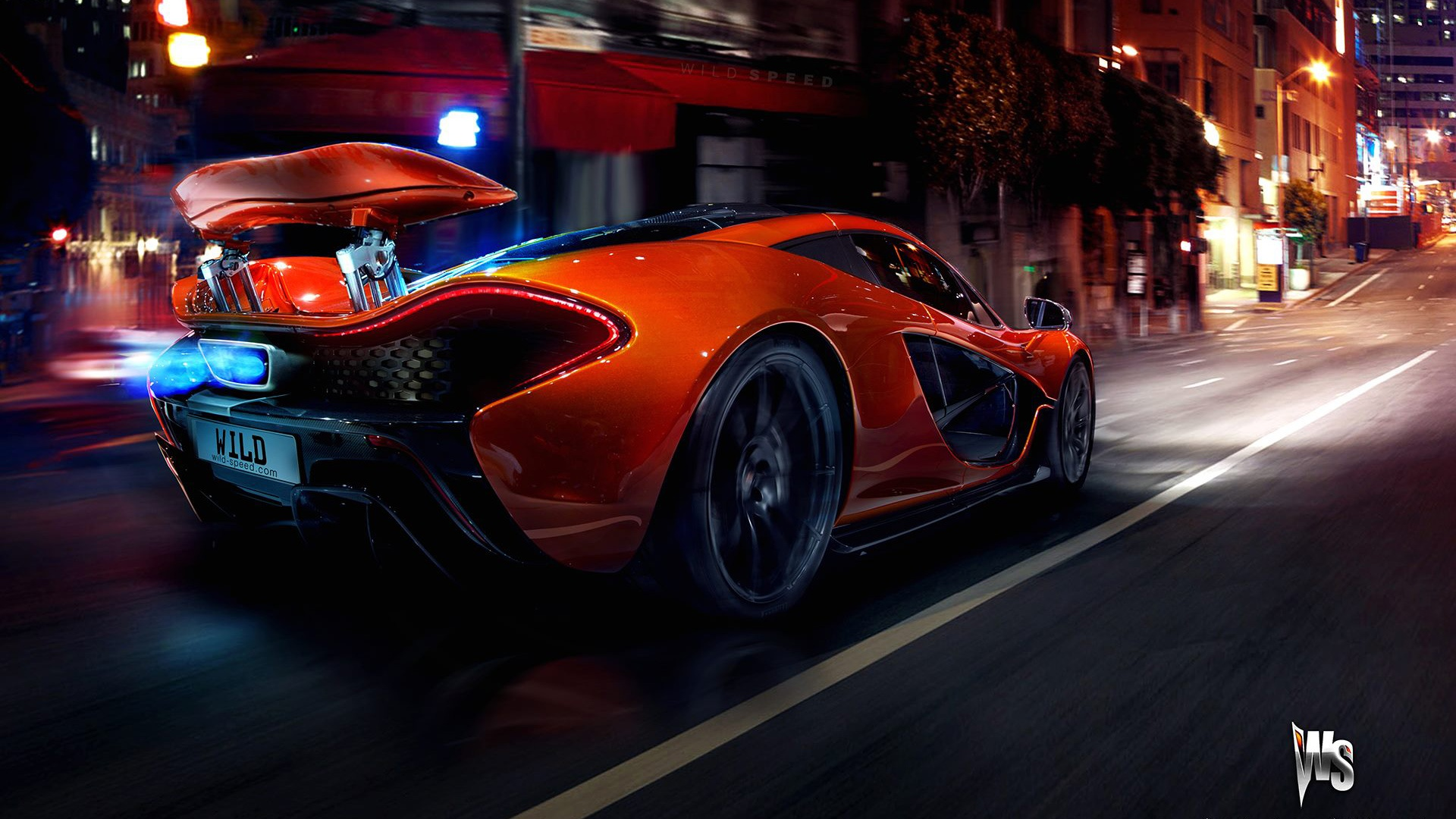 McLaren P1 #4157402, 1920x1080 All For Desktop