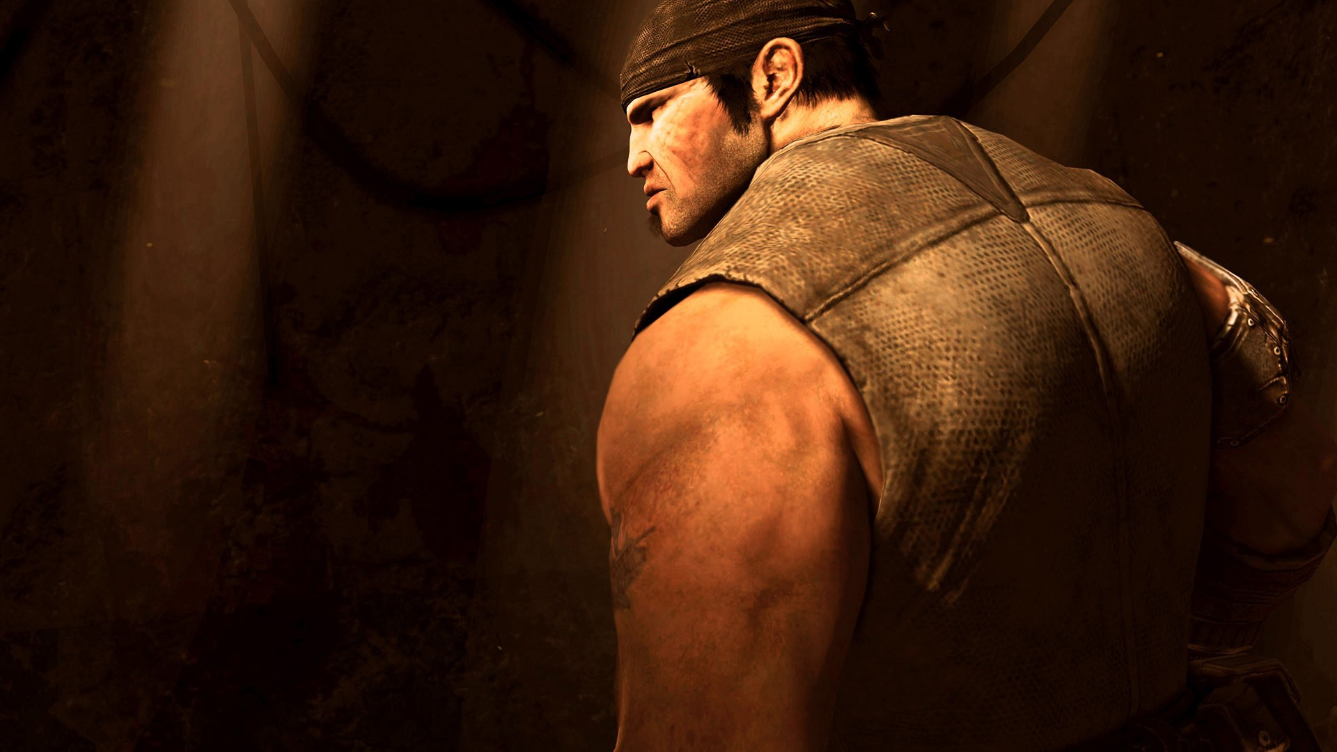 Gears Of War 3 Hd Wallpapers For Android: Gears Of War 3 Marcus #4158085, 1920x1080