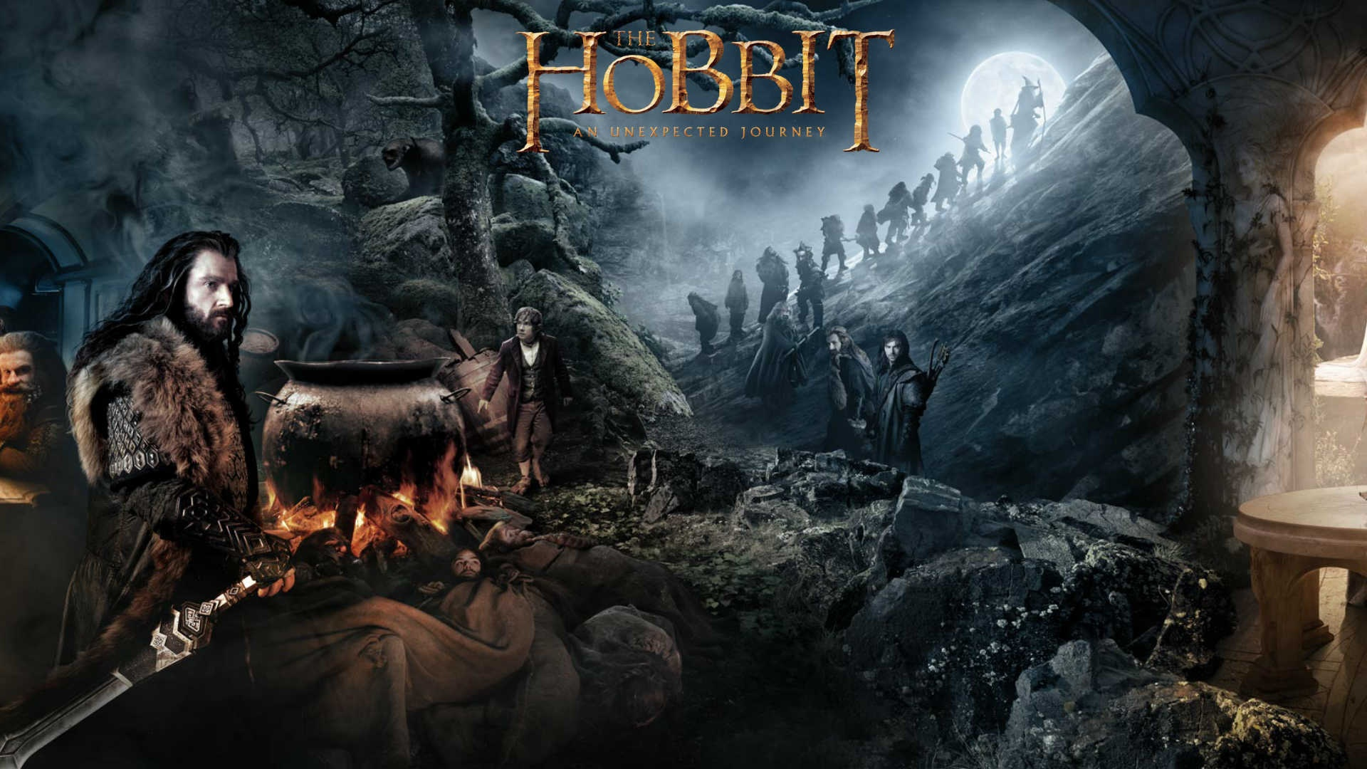 To acquire The wallpaper hobbit 1920?1080 pictures trends
