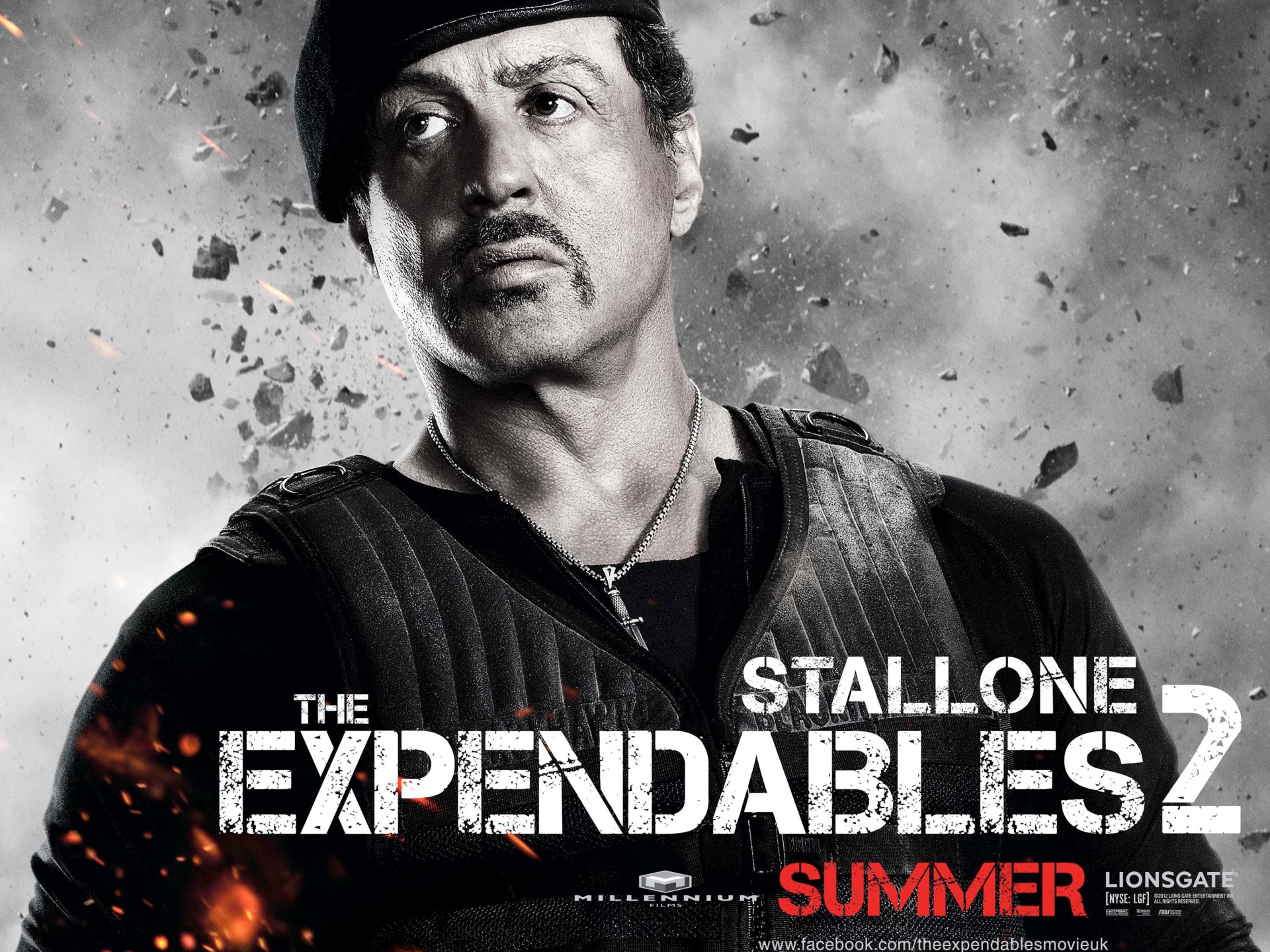 sylvester stallone in expendables 2 #4165347, 3000x2250 | all for