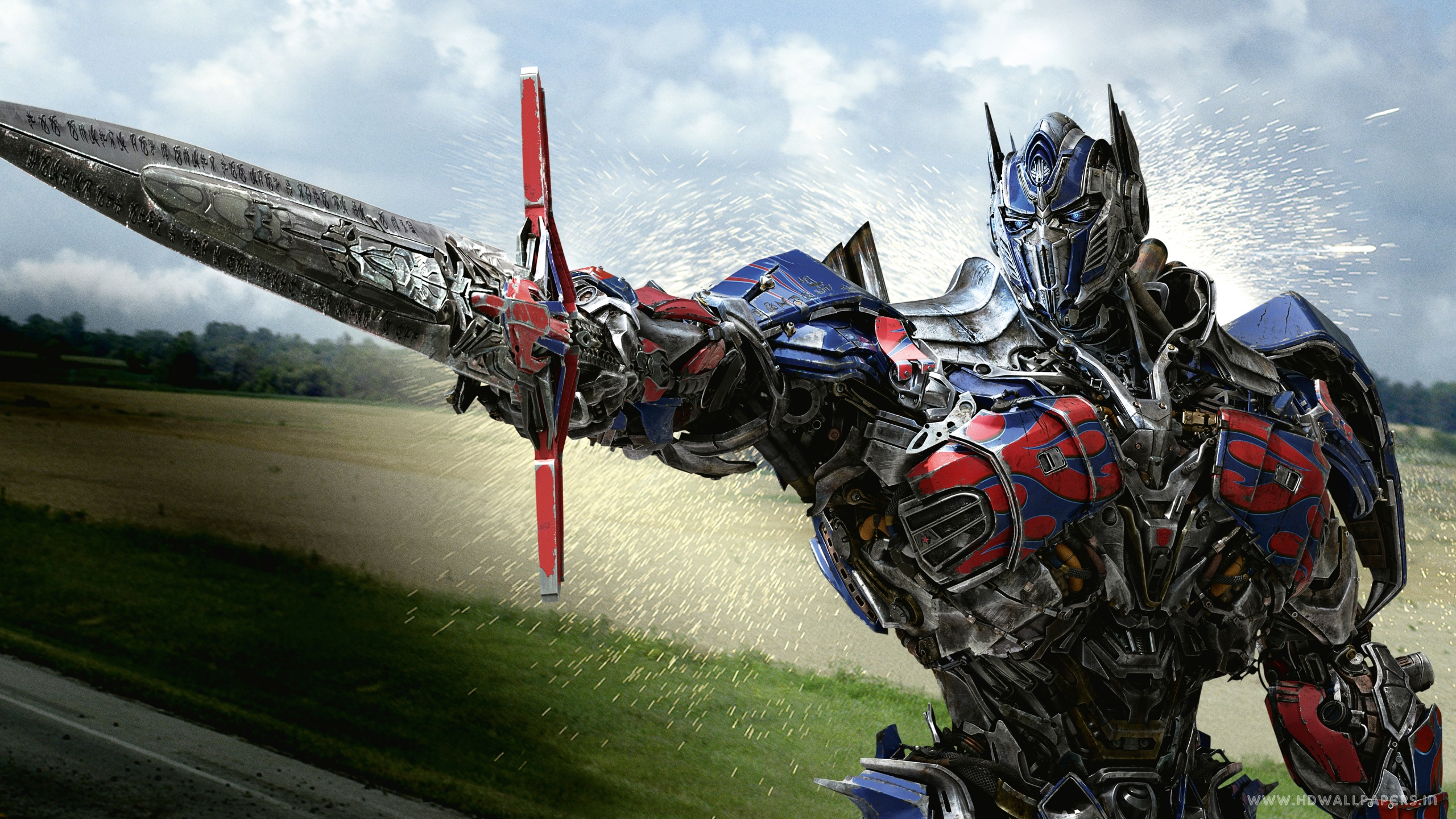 Optimus Prime In Transformers 4 Age Of Extinction 4144476