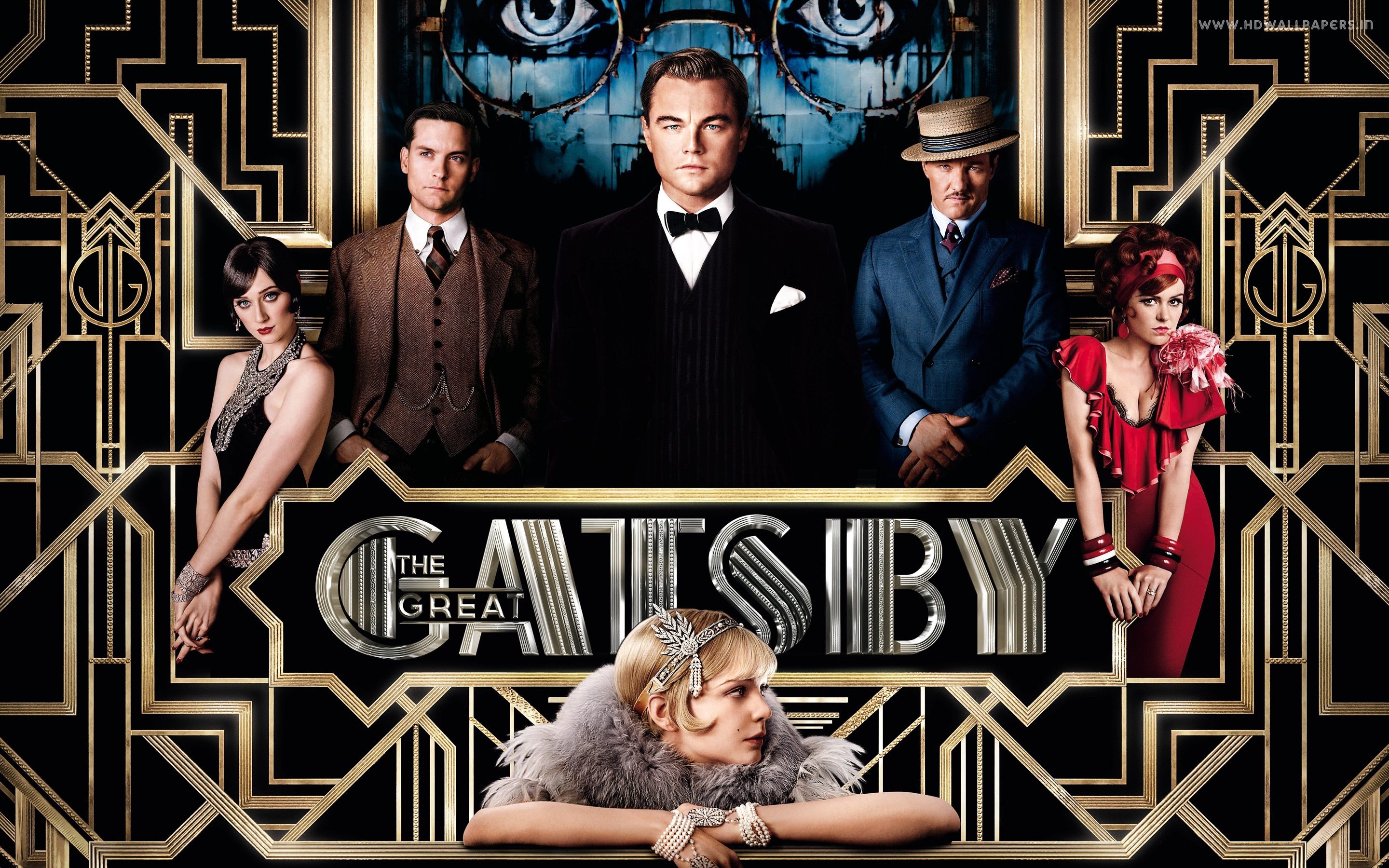 a literary critique of the wealthy lifestyles of the chatacters in the great gatsby Literary context of the great gatsby critical approaches to the great gatsby marxist interpretations nick is one of the less wealthy characters.