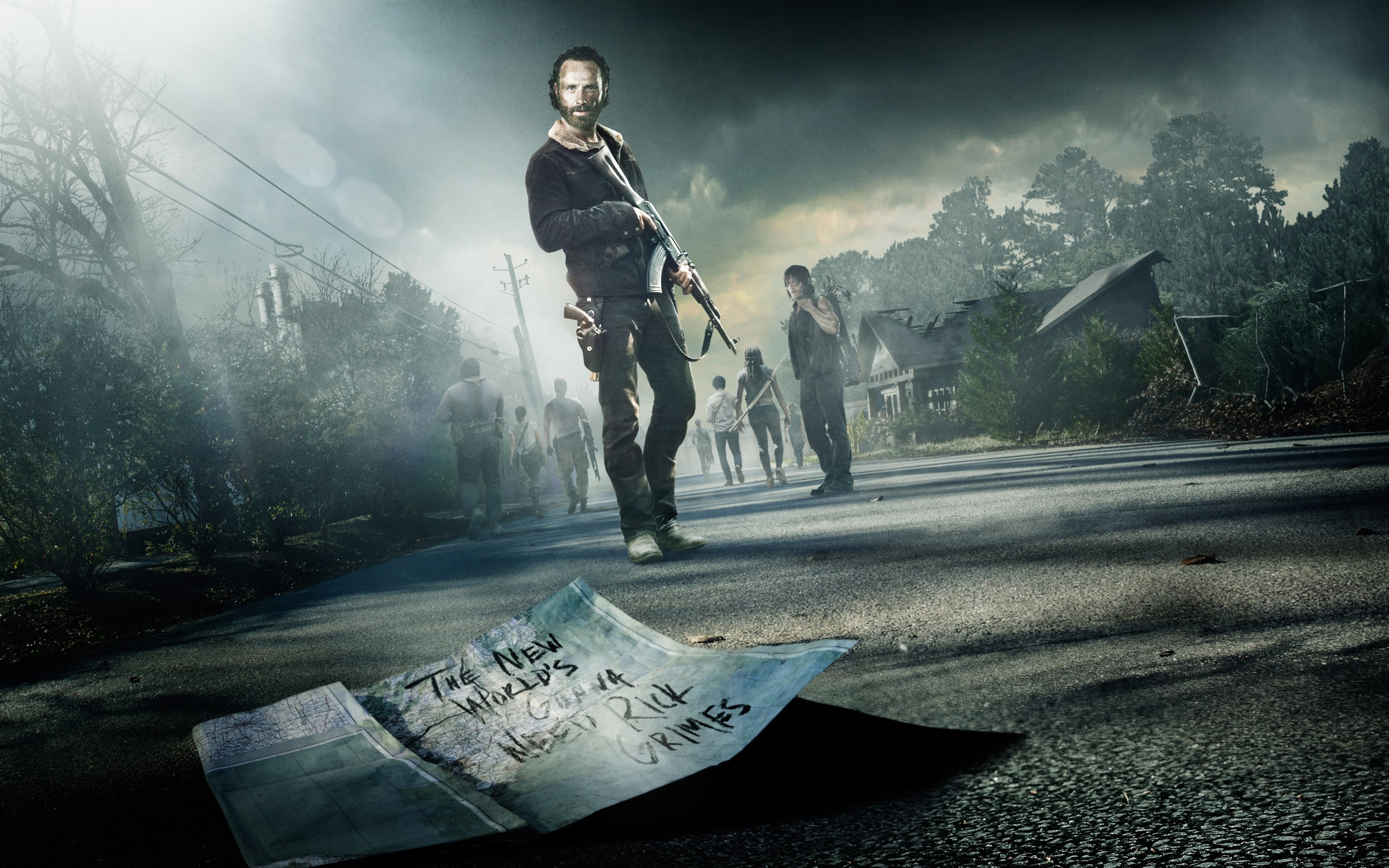 The Walking Dead Season 5 1763.19 Kb