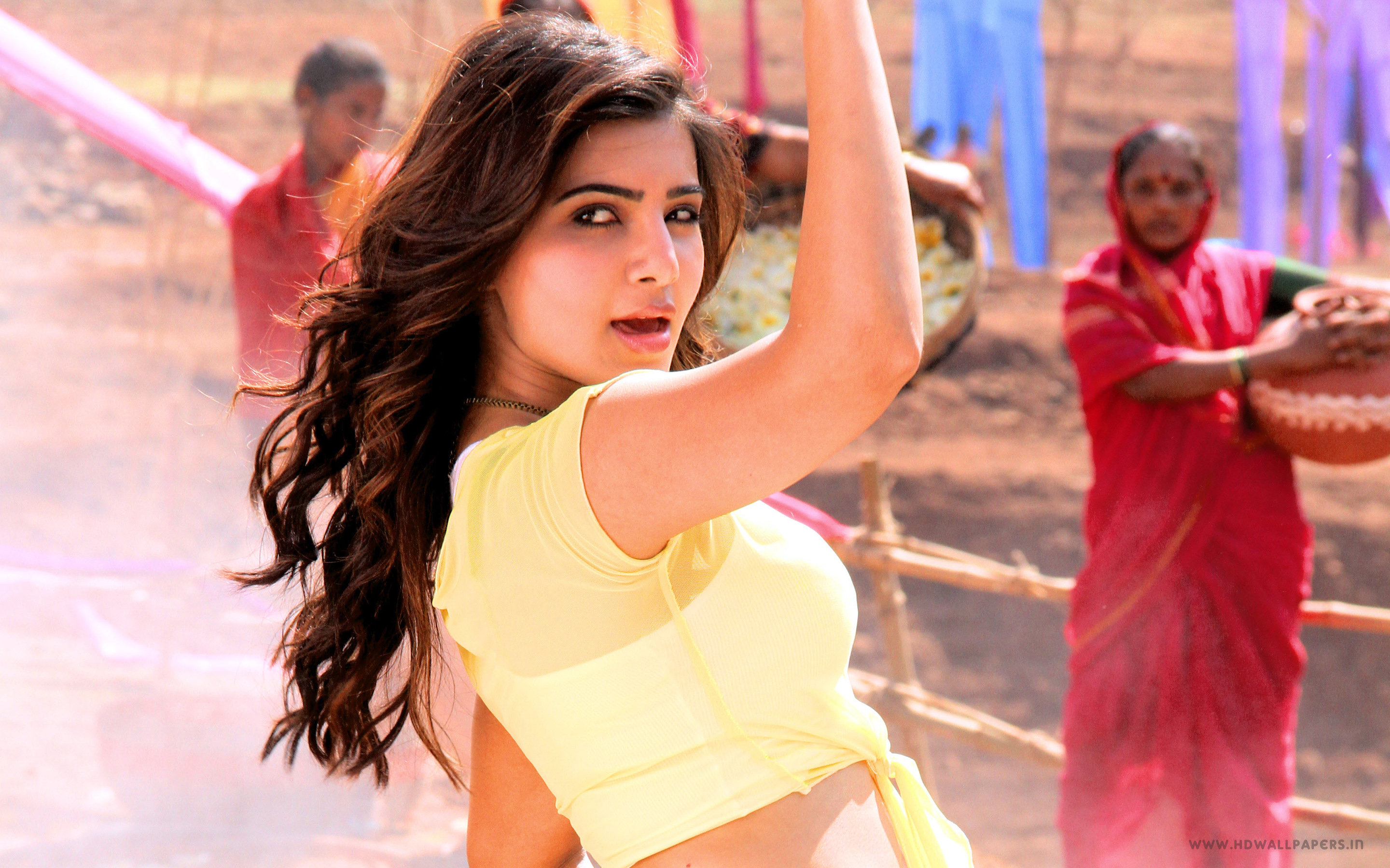 Samantha Song Dance