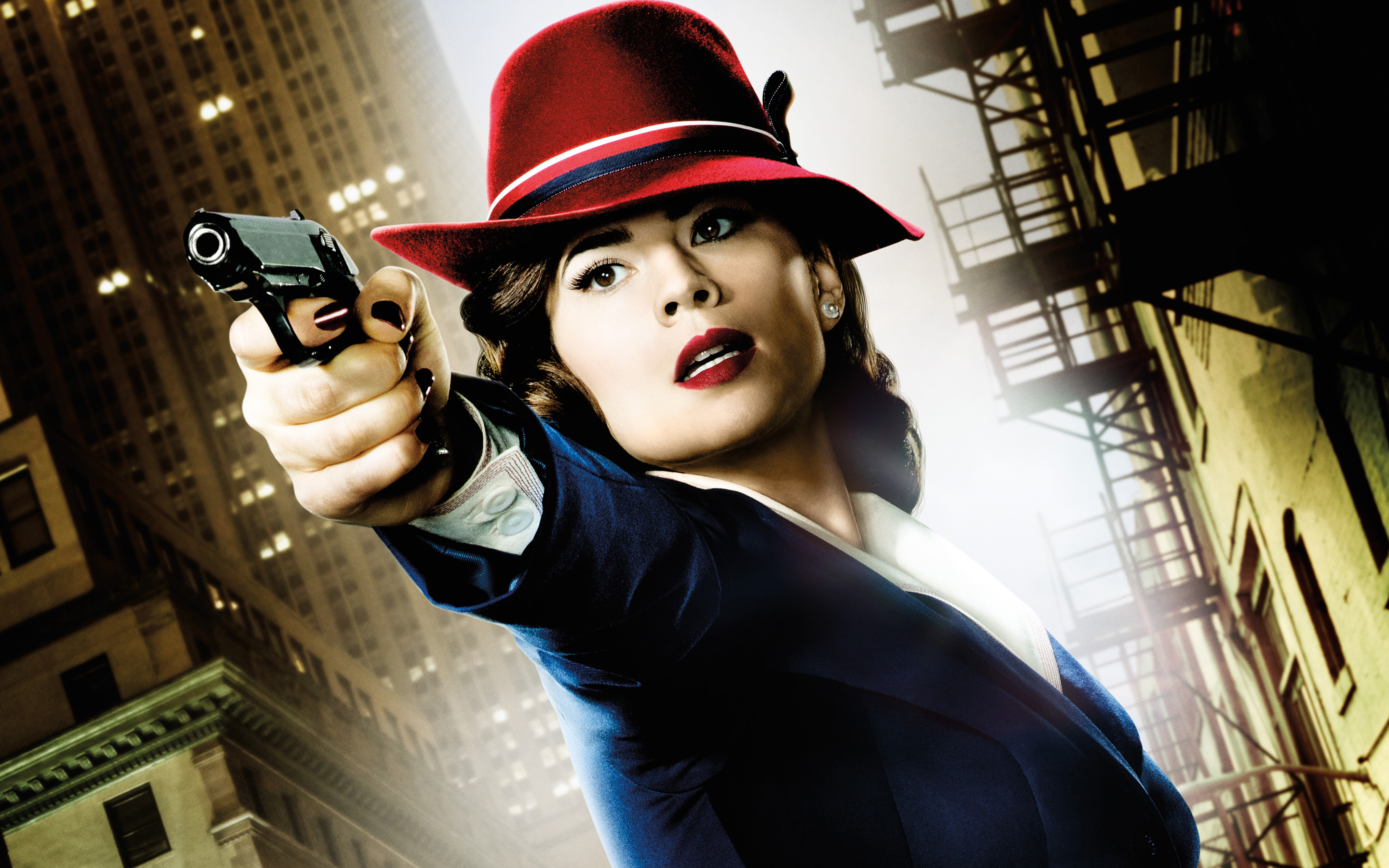 Agent Carter Hayley Atwell