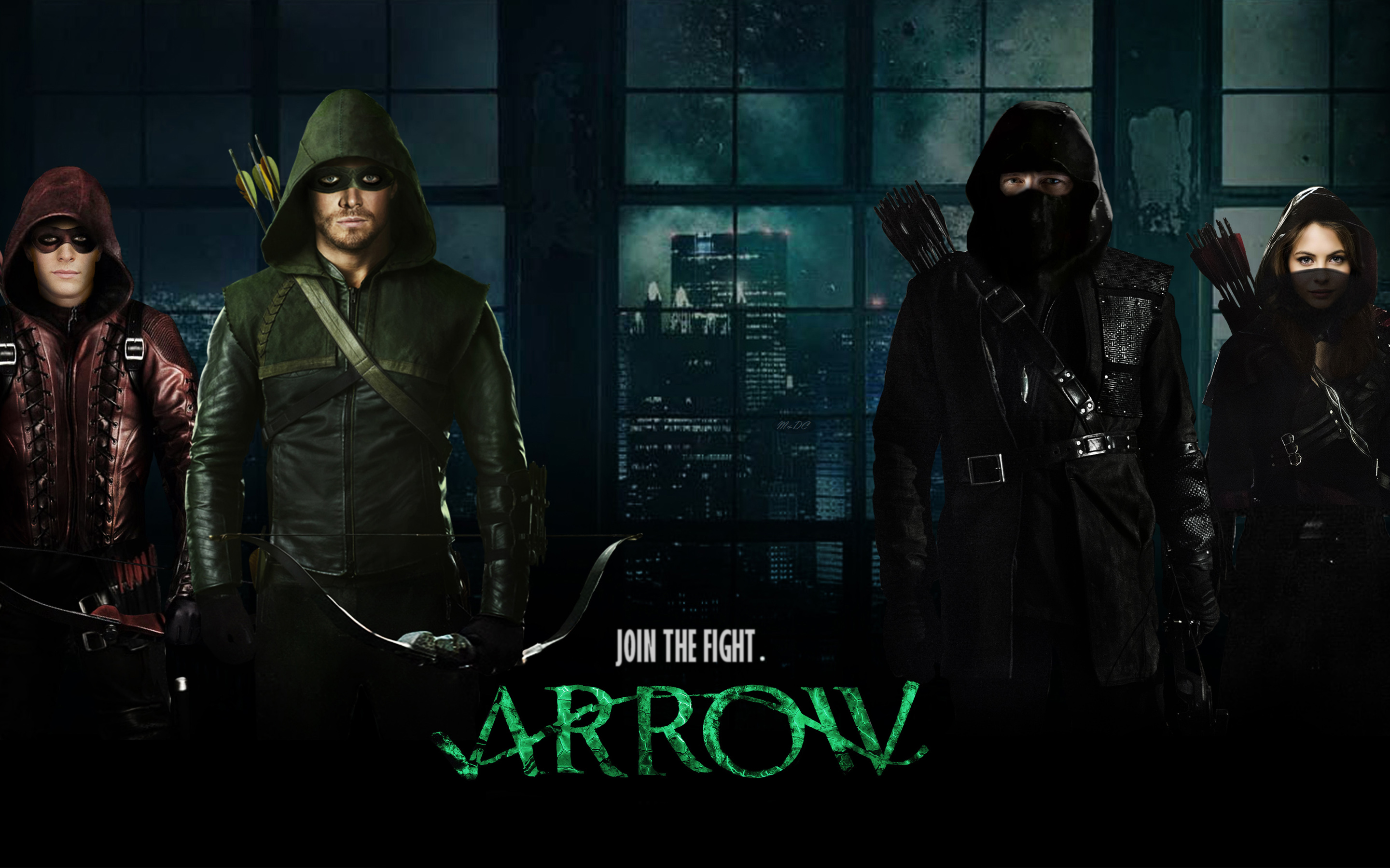 Arrow Season 3 2014 1978.75 Kb