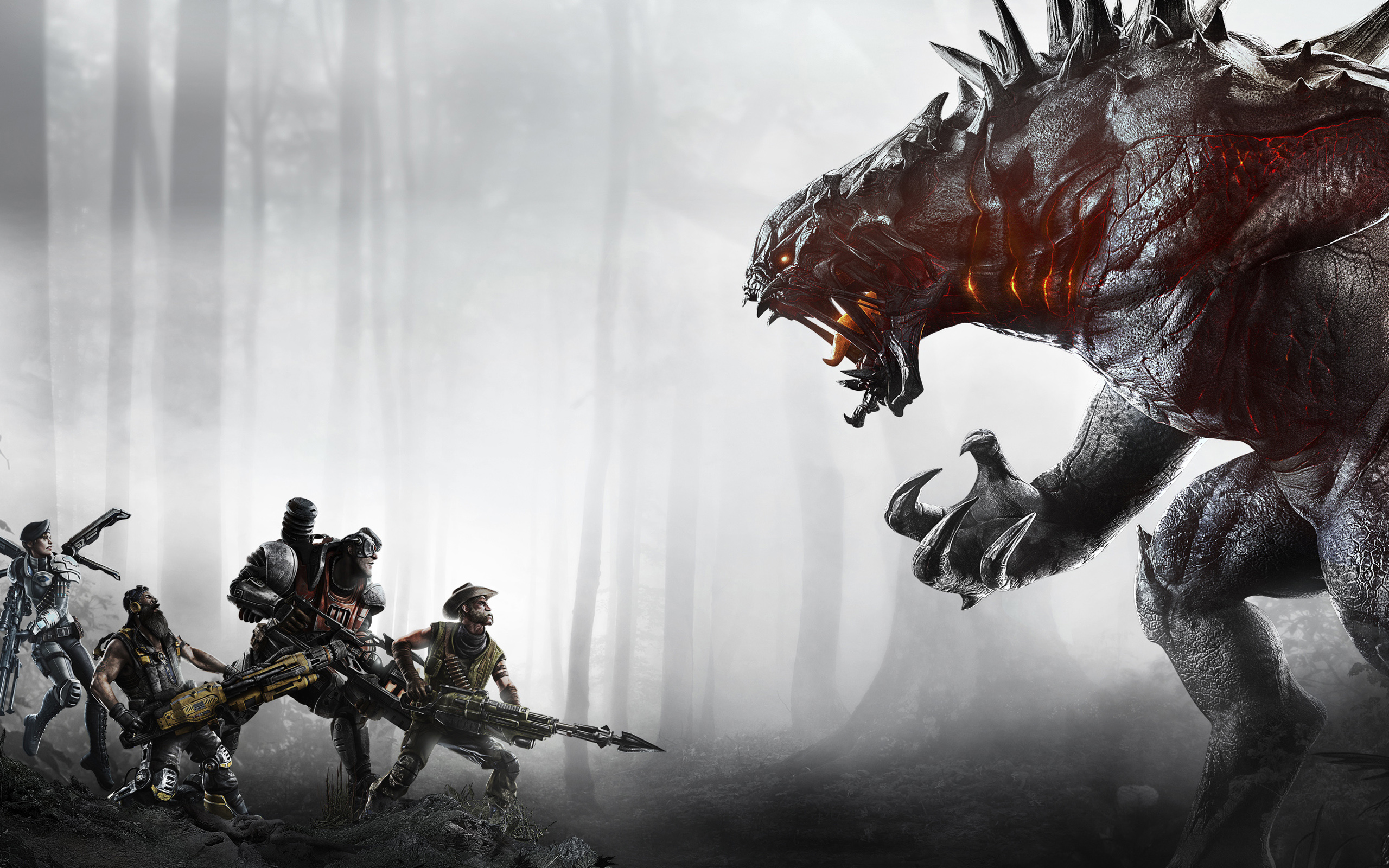 Evolve 2015 Game 1125.85 Kb