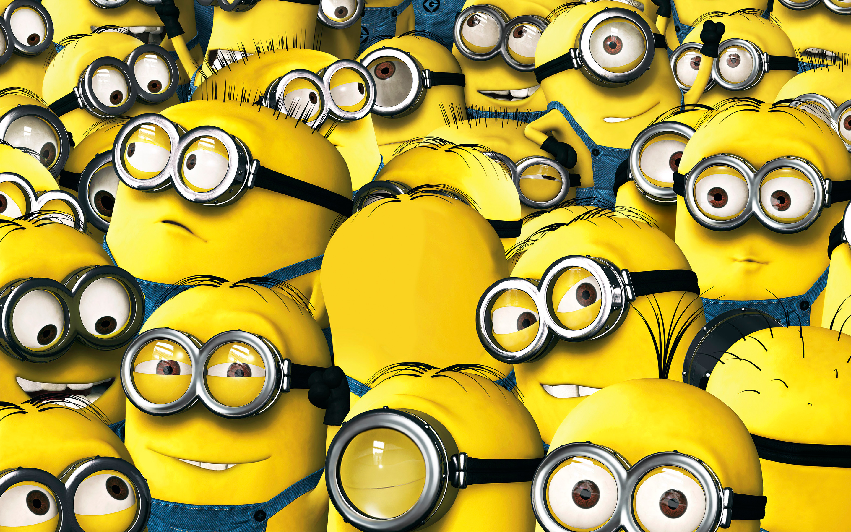 Despicable Me Minions 1249.34 Kb