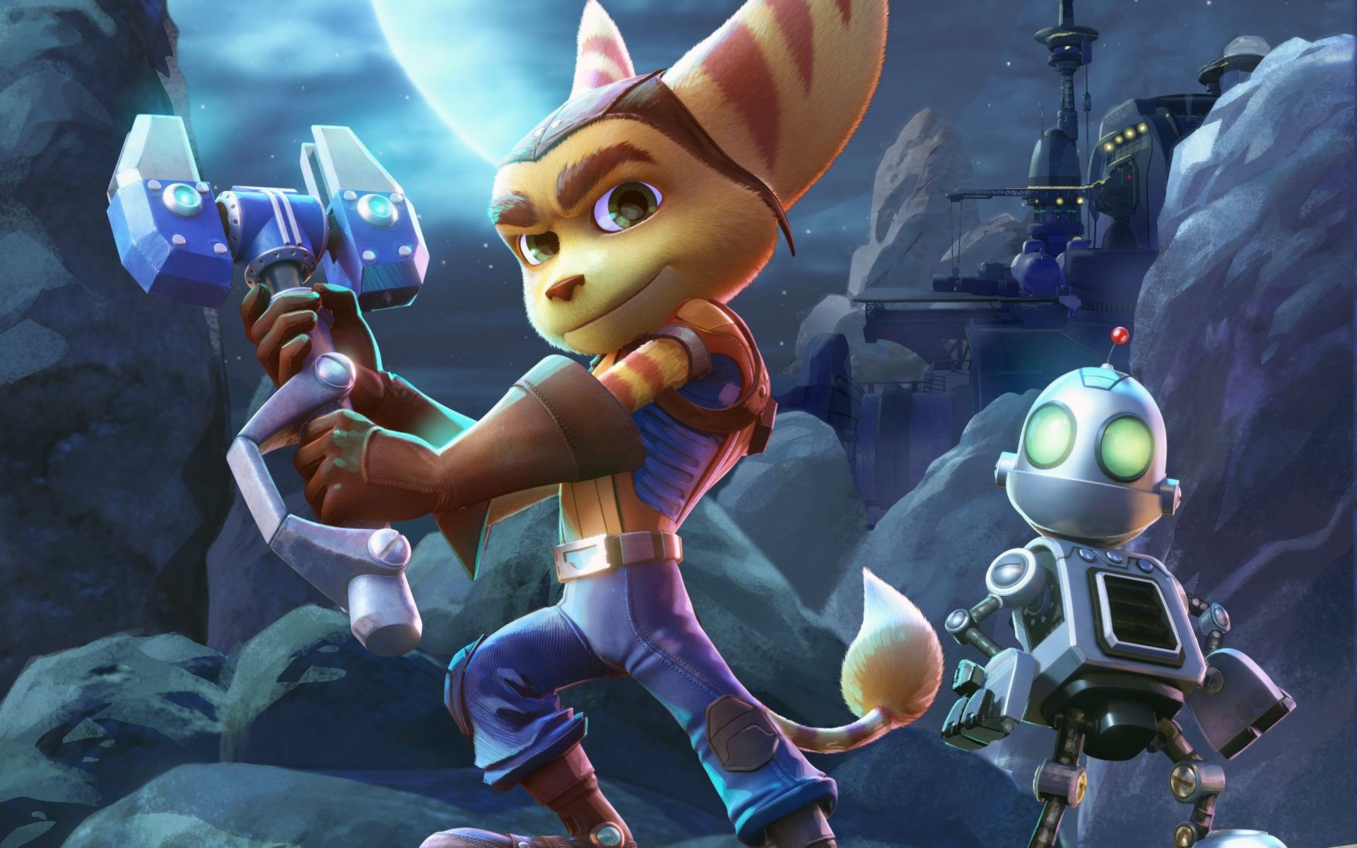 Ratchet and Clank 2015 Movie 1658.83 Kb
