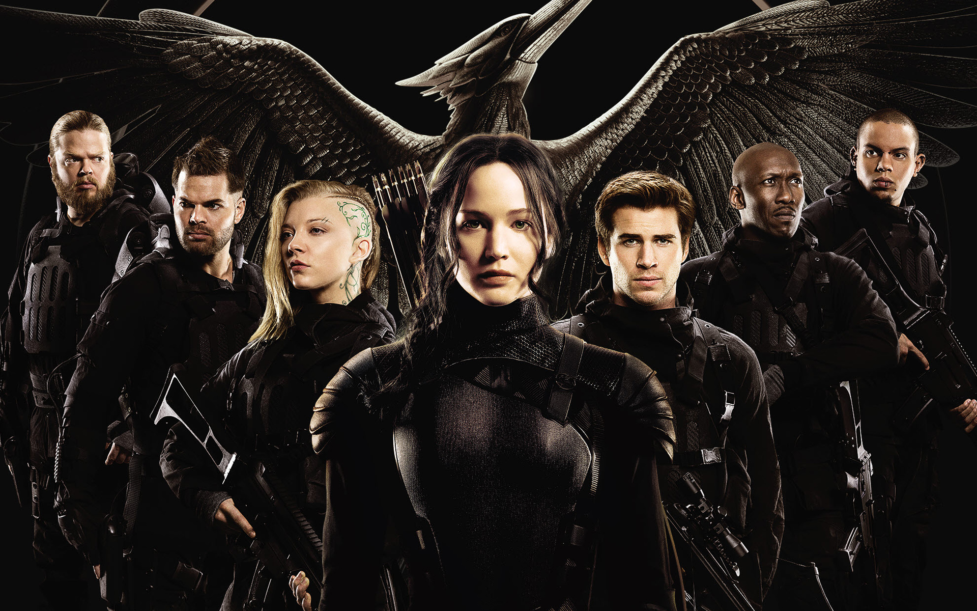 The Hunger Games Mockingjay Part 1 Movie 813.79 Kb