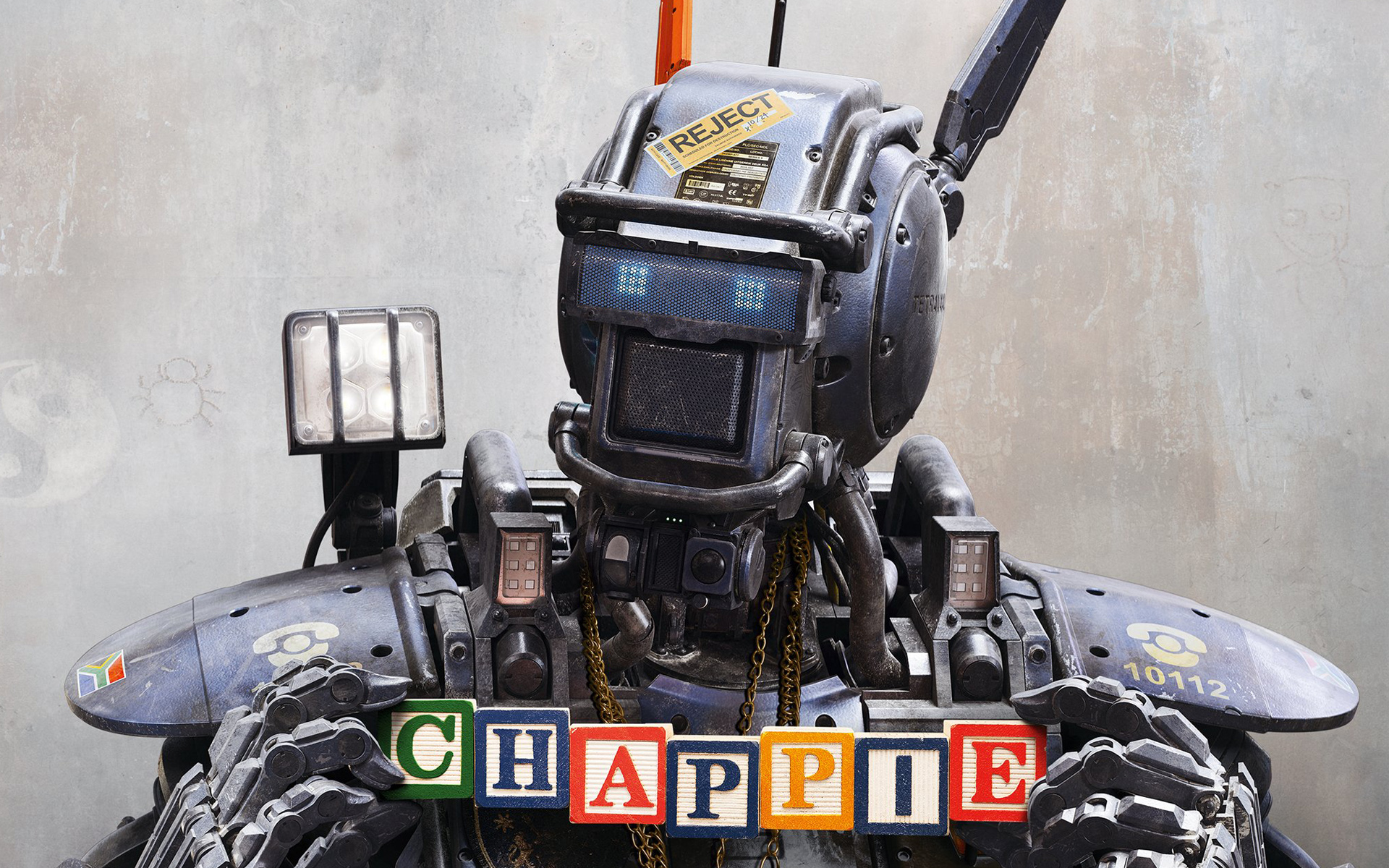 Chappie 2015 Movie 1080.91 Kb