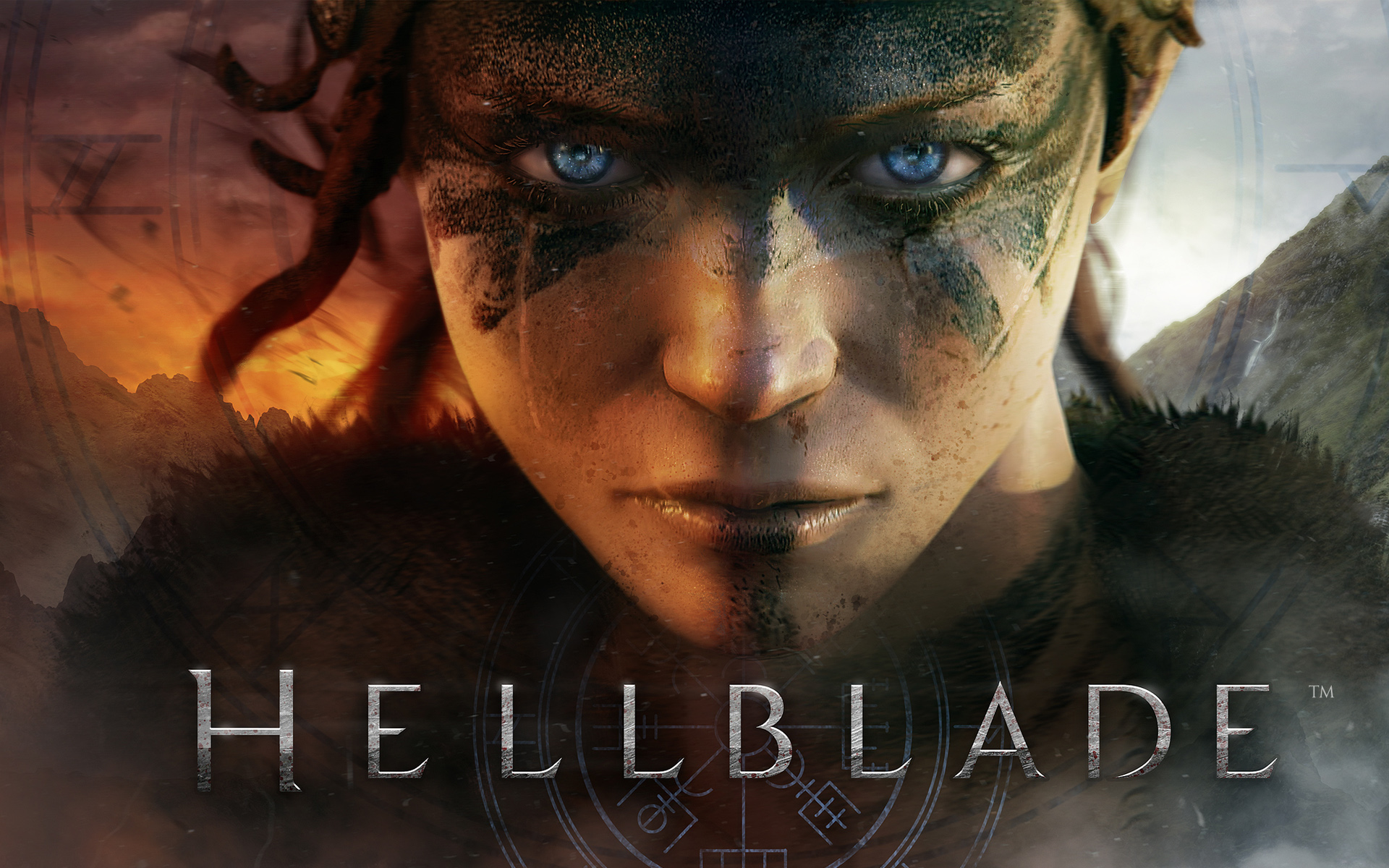 Hellblade Ps4 Game 4139569 1920x1200 All For Desktop