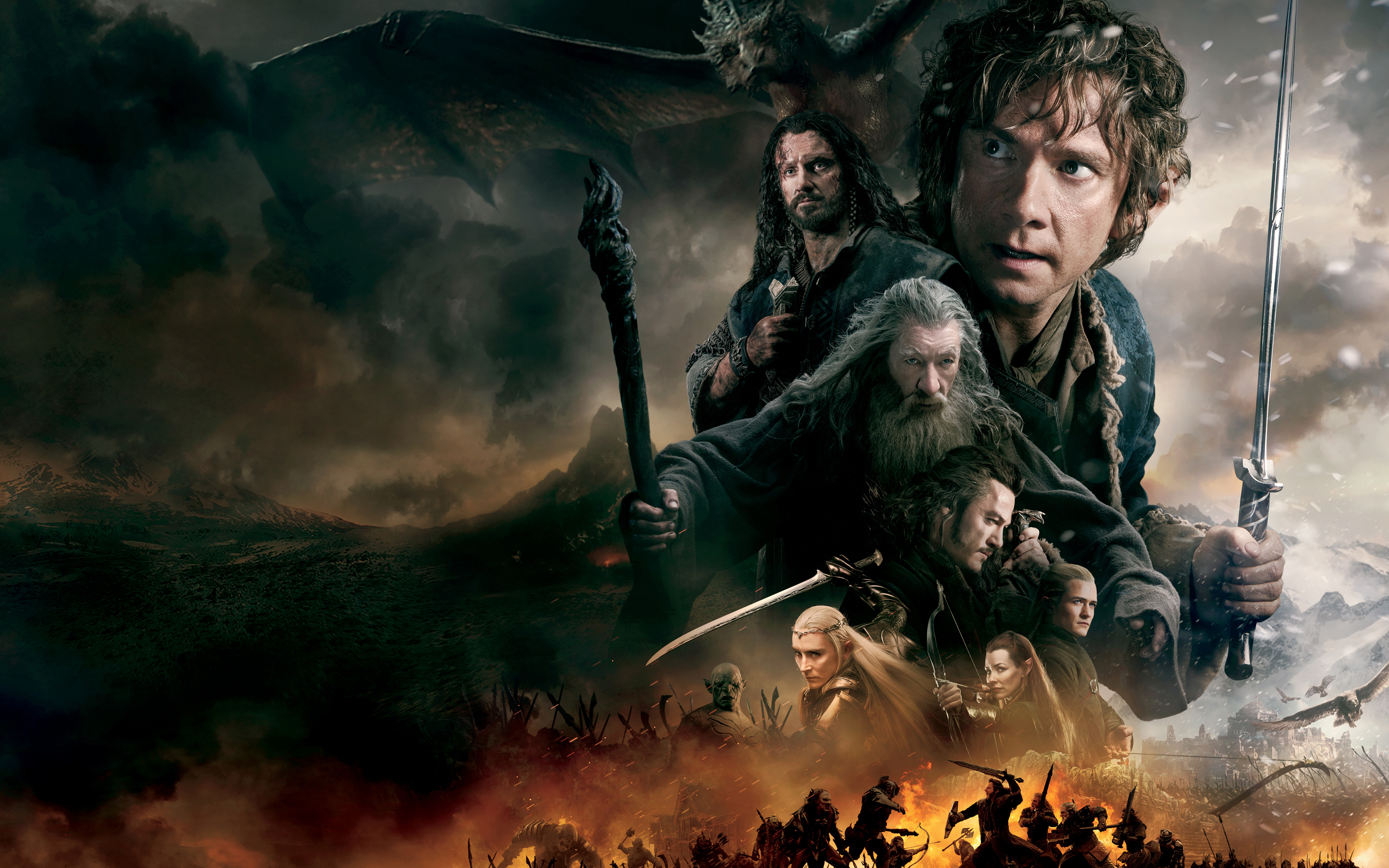 The Hobbit The Battle of the Five Armies 2014 3536.69 Kb