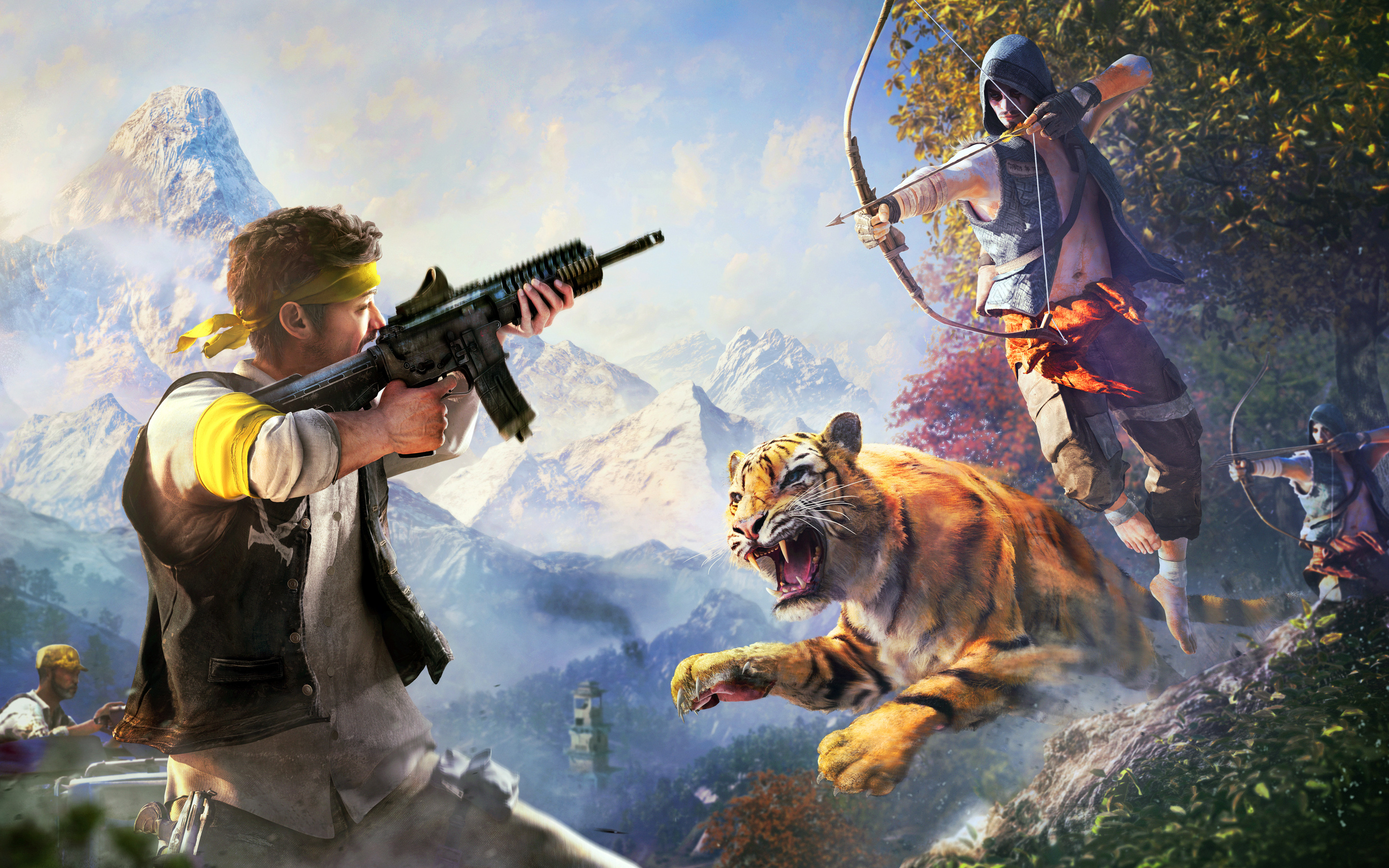 Far Cry 4 2014 367 Kb