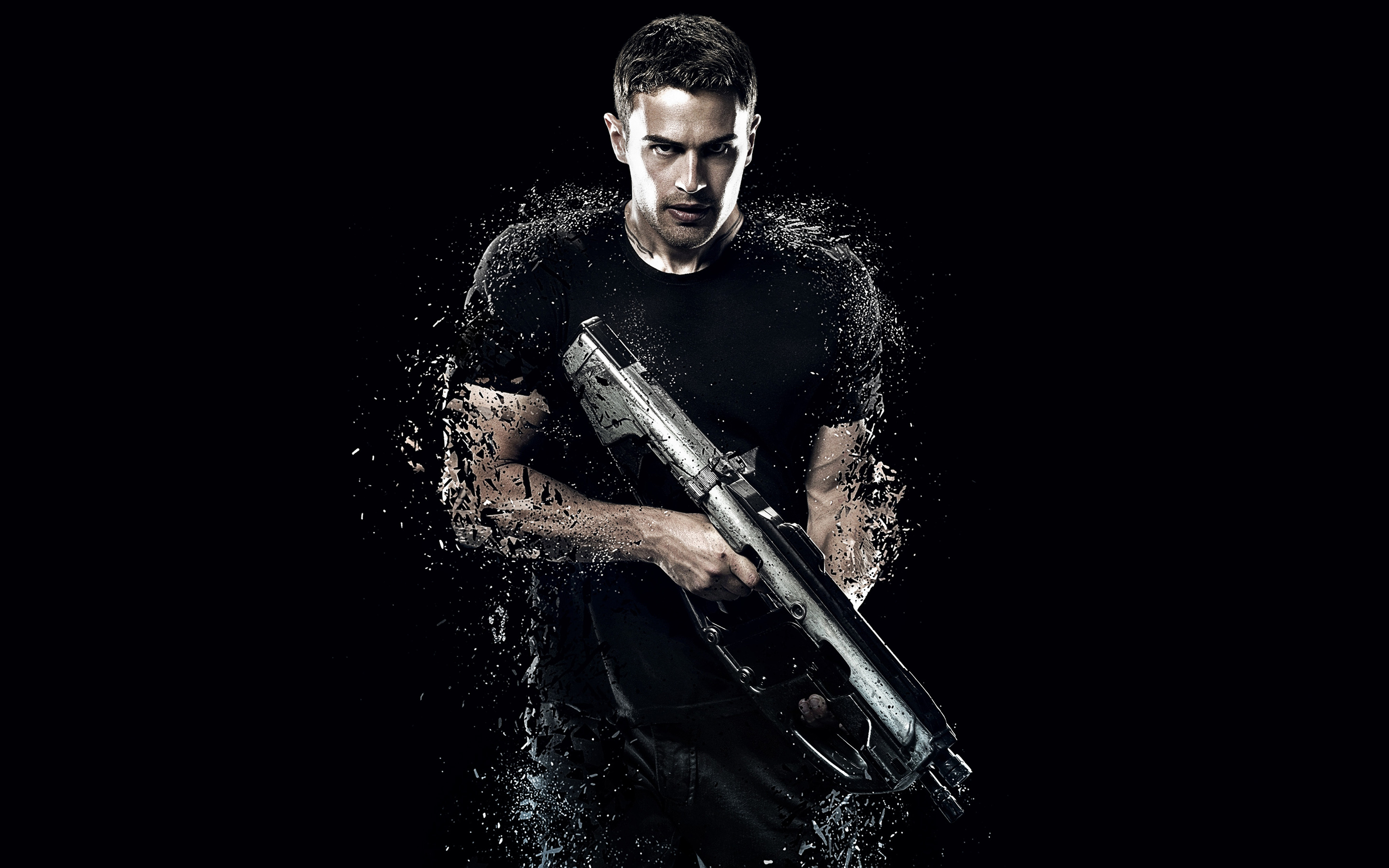 Theo James Four Insurgent 781.46 Kb