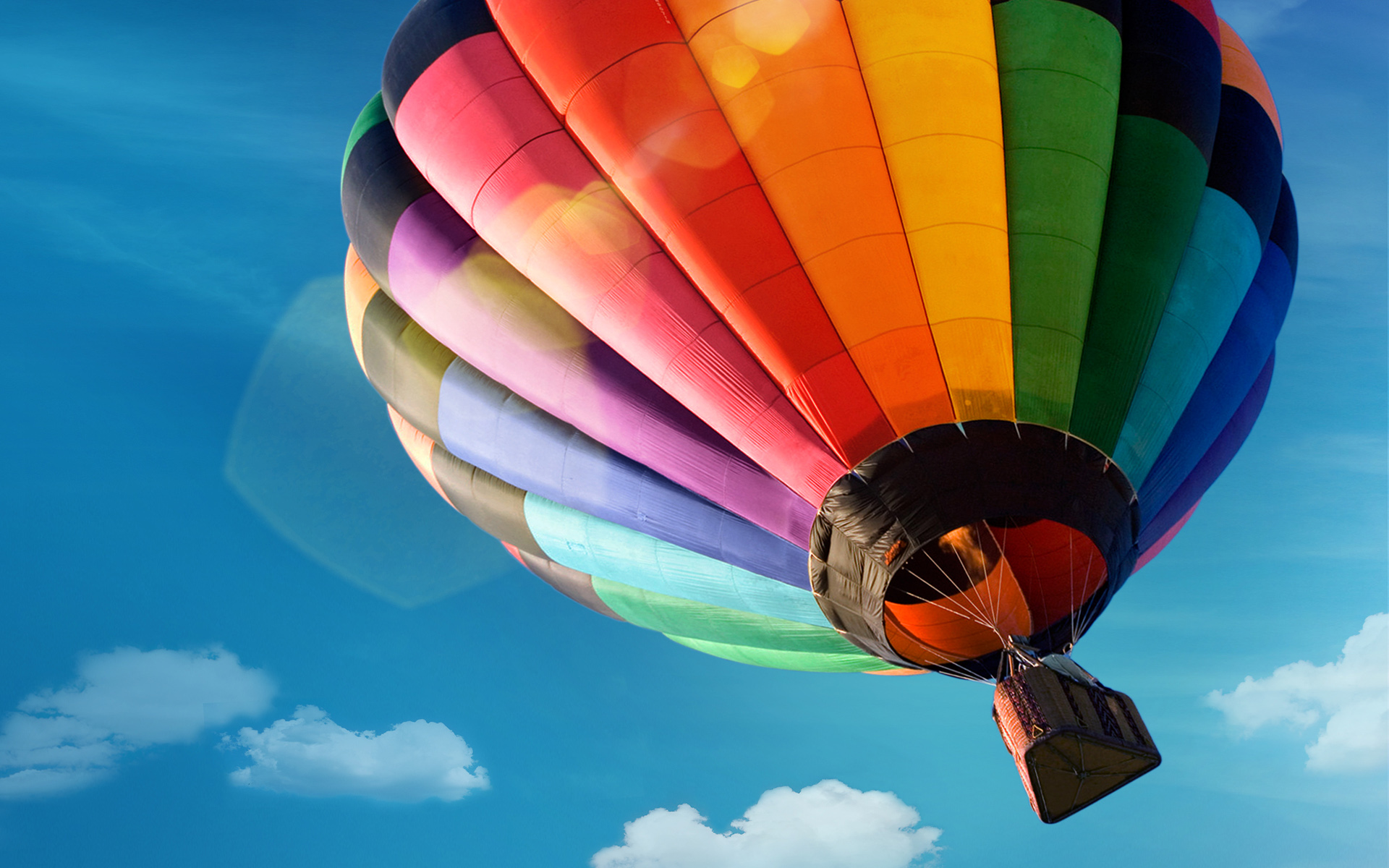Colorfyl Hot Air Balloon