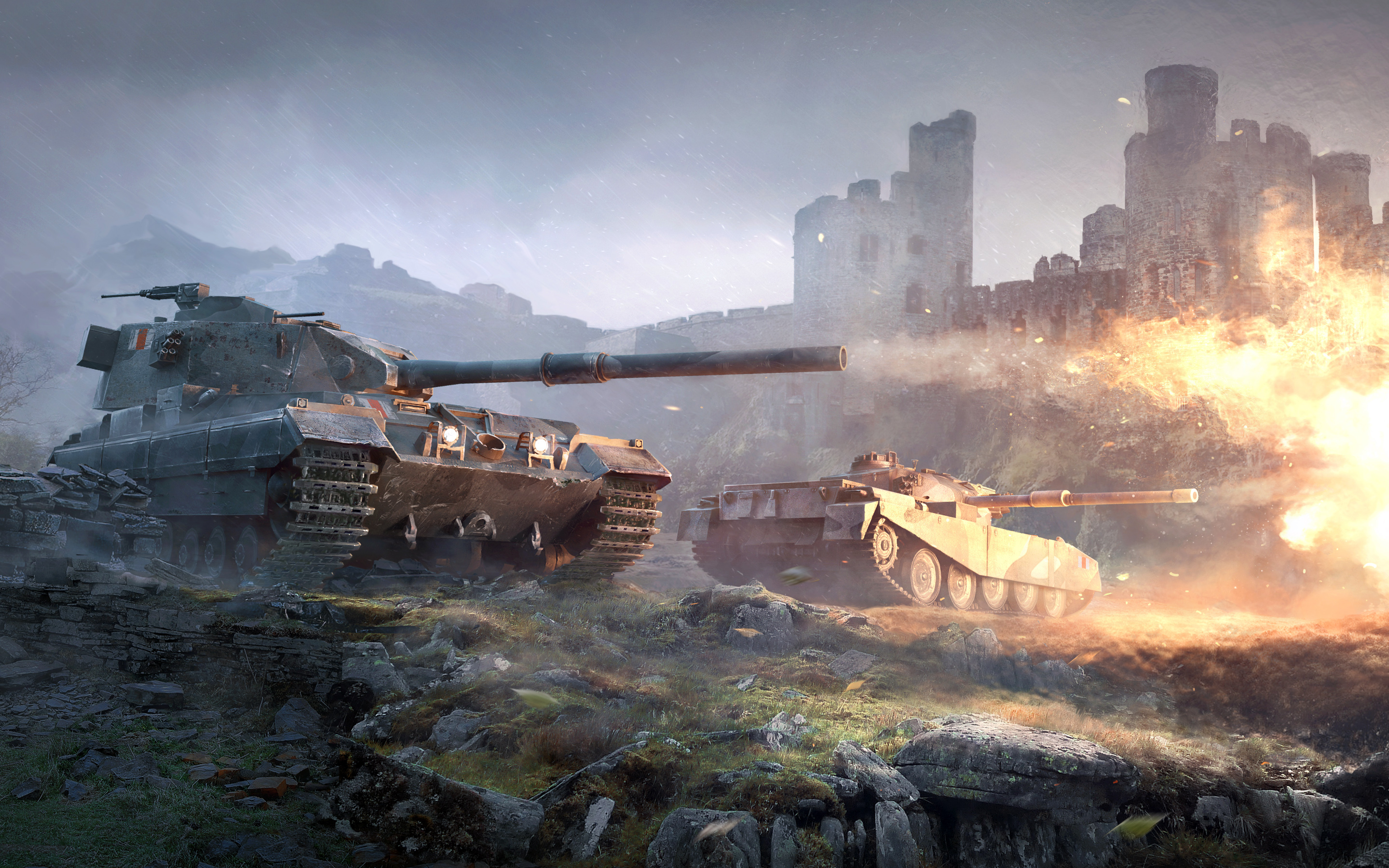 British Tank Destroyers World of Tanks