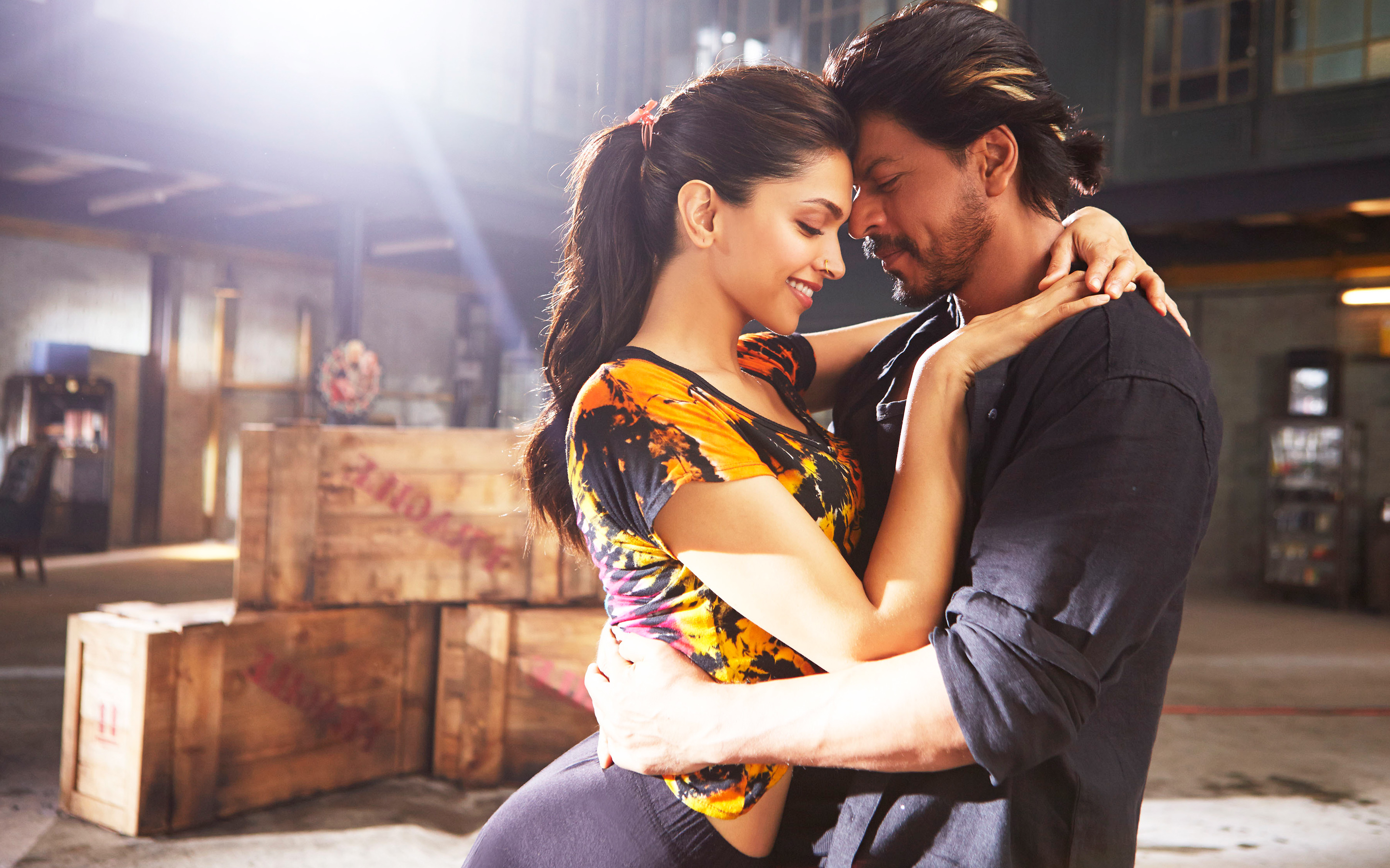 Deepika Shah Rukh in Happy New Year