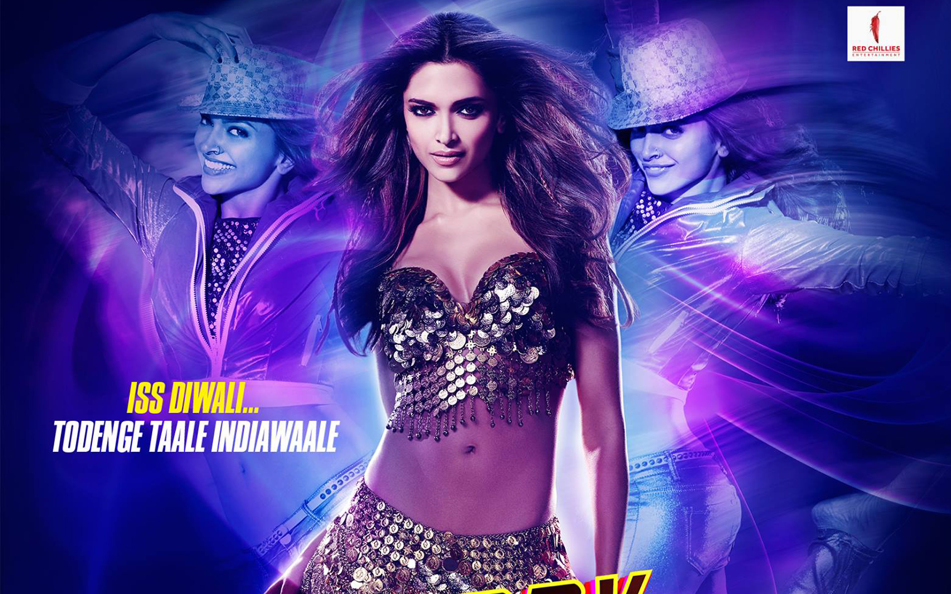 Deepika Padukone is Mohini
