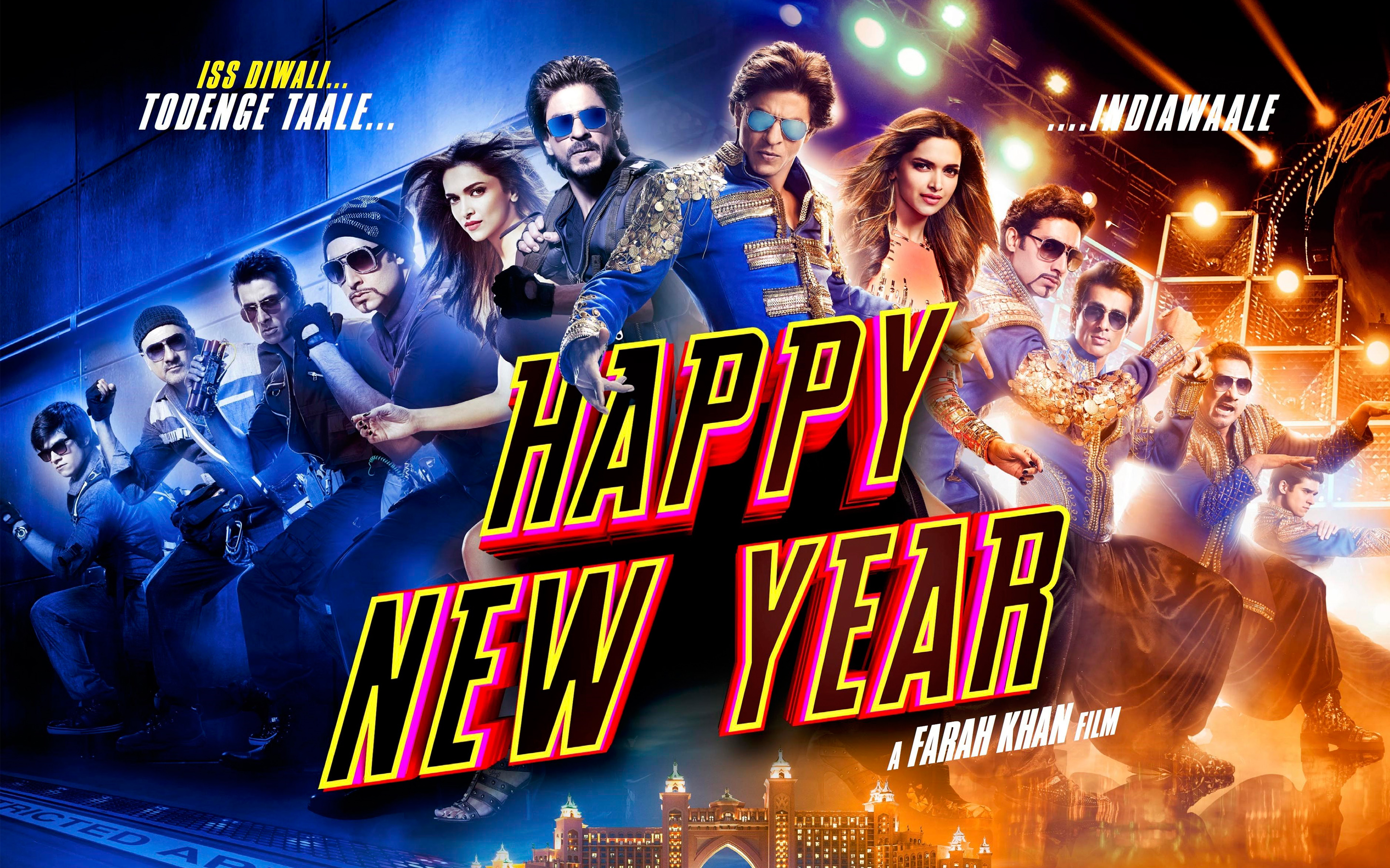 Happy New Year Movie 375.29 Kb