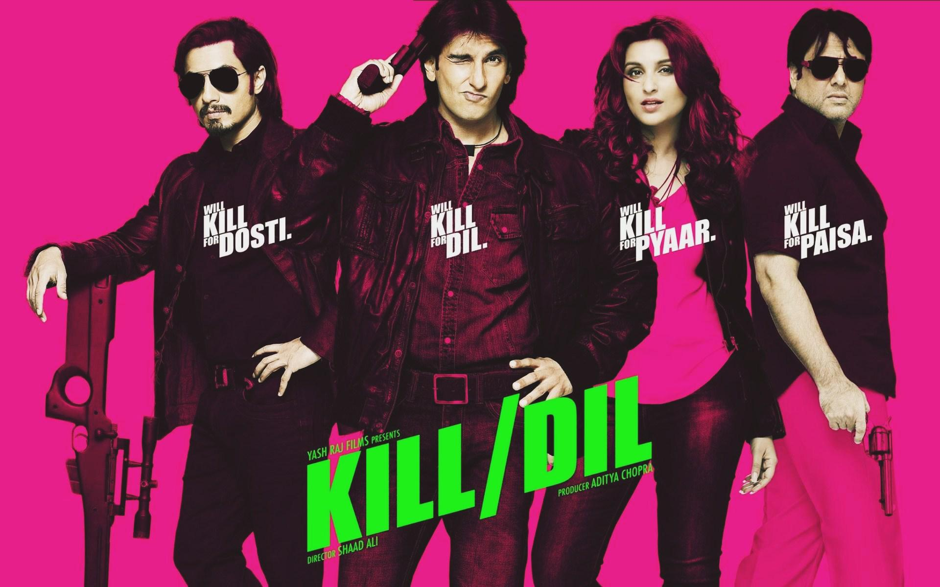 Kill Dil Movie 957.96 Kb
