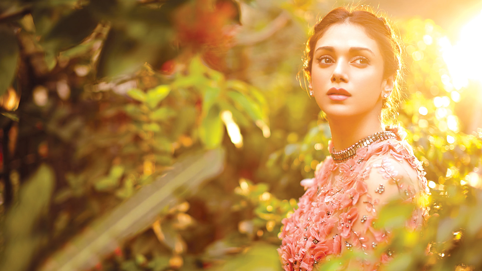 Actress Aditi Rao Hydari