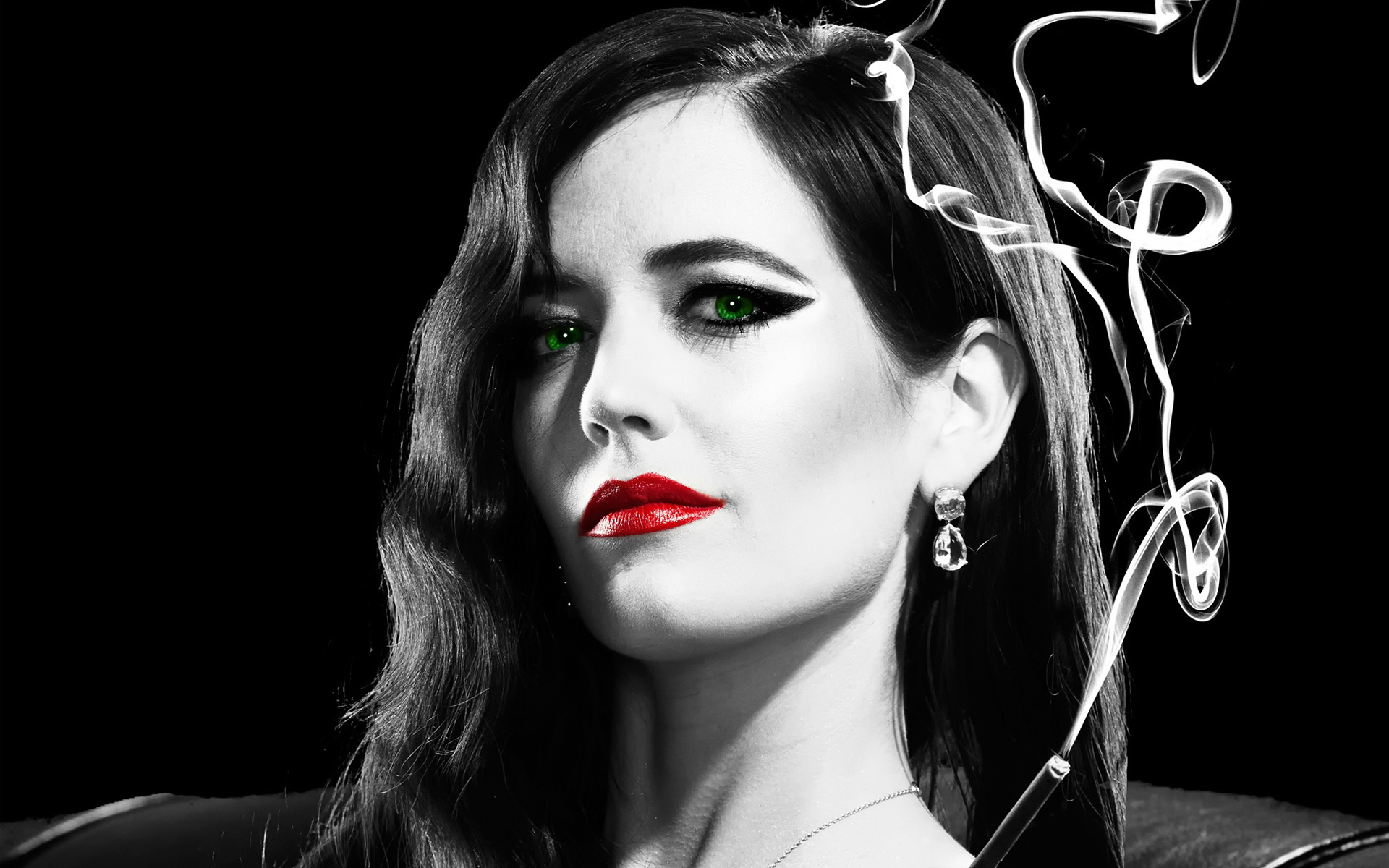 Eva Green in Sin City 2