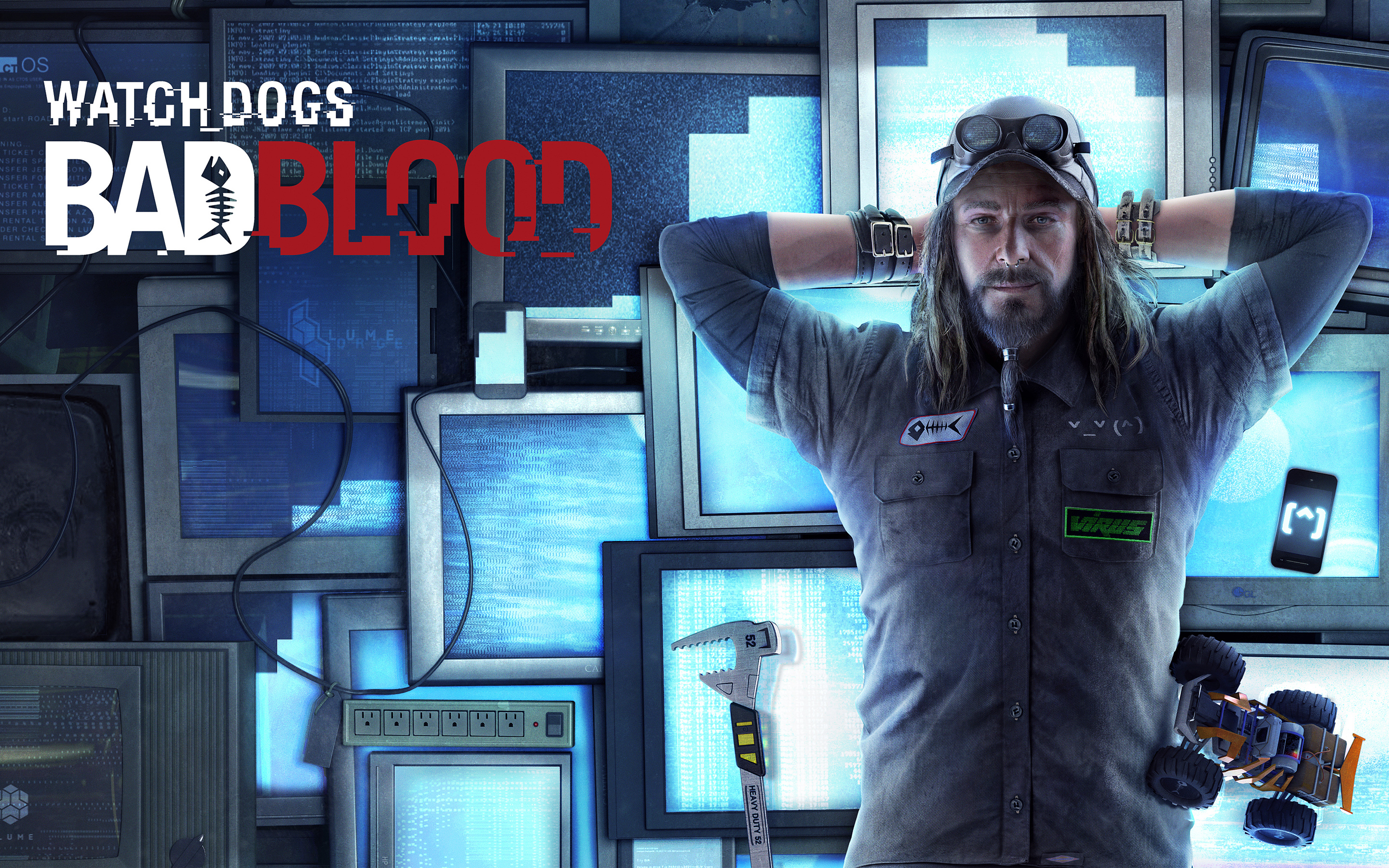 Watch Dogs Bad Blood 1132.02 Kb