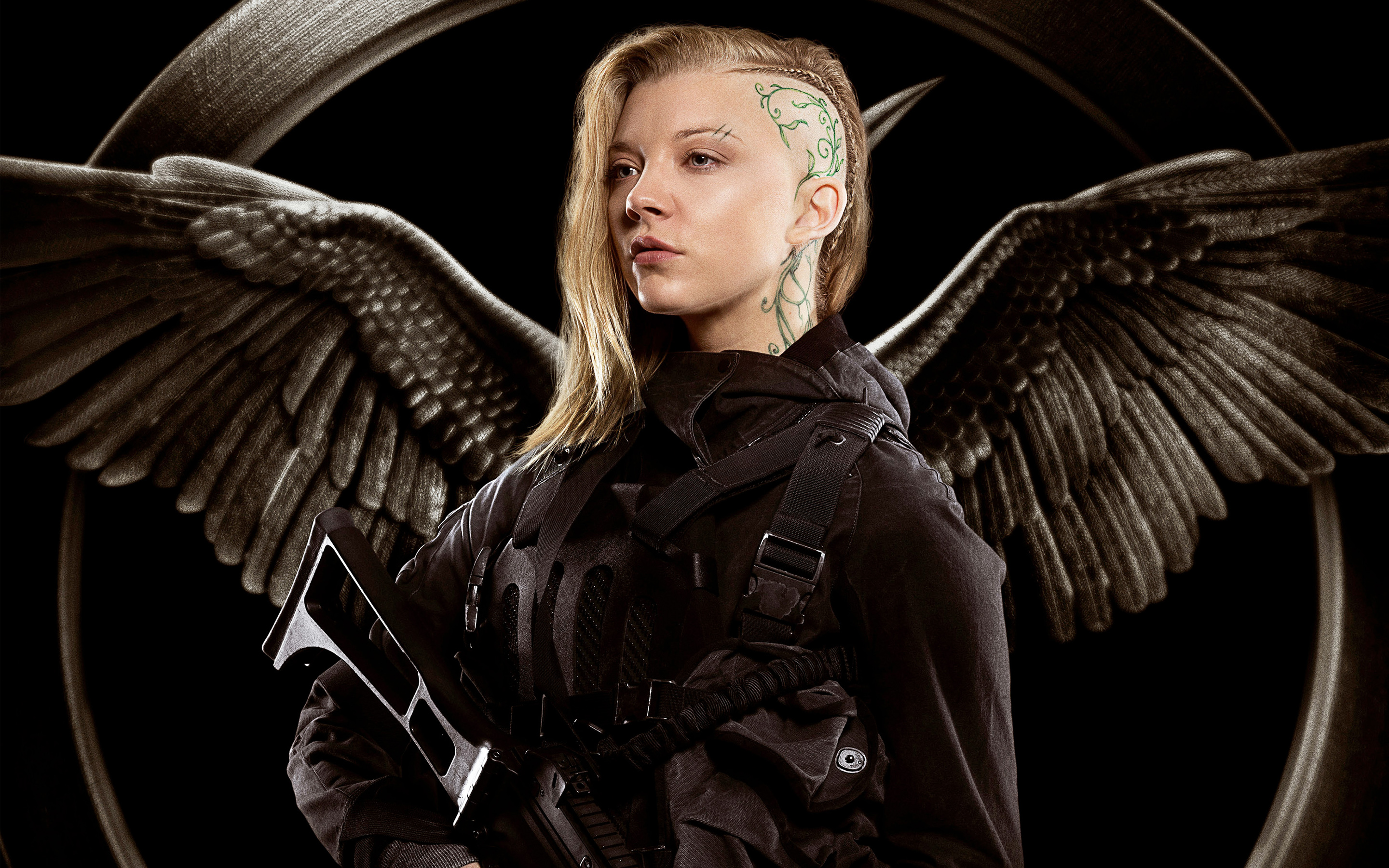 Natalie Dormer as Cressida 596.38 Kb