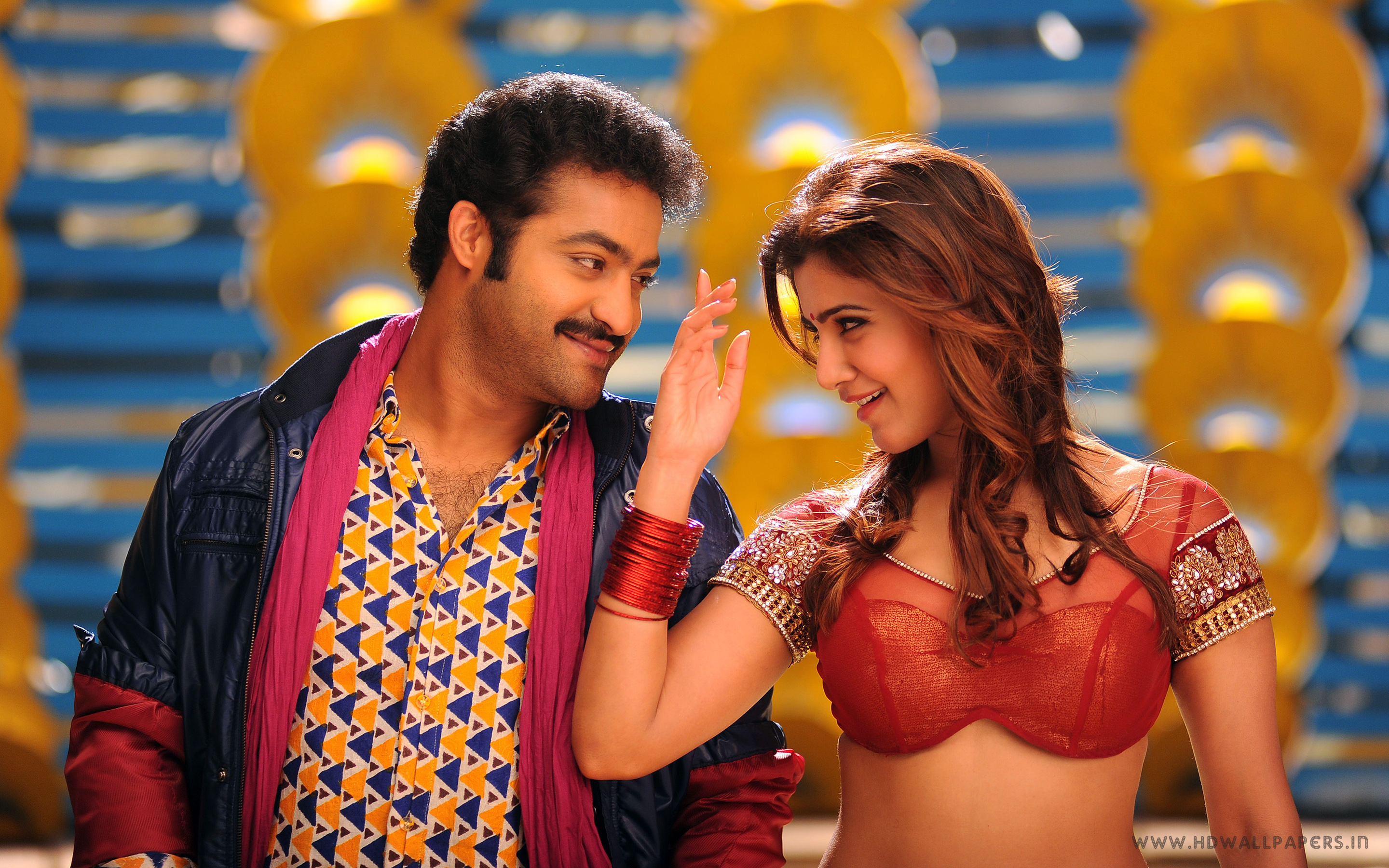 NTR Samantha in Rabhasa 564.35 Kb