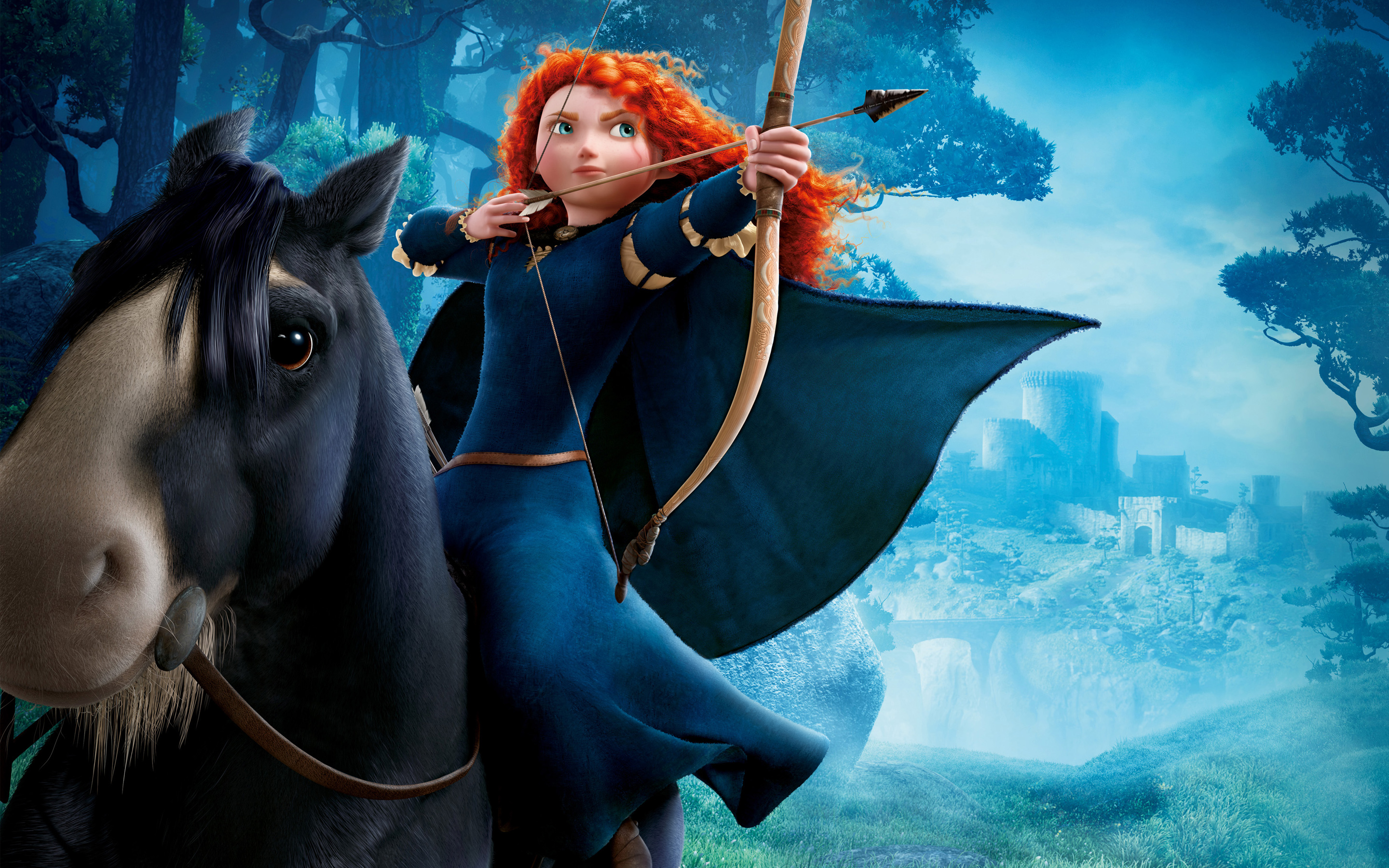 Princess Merida 460.12 Kb