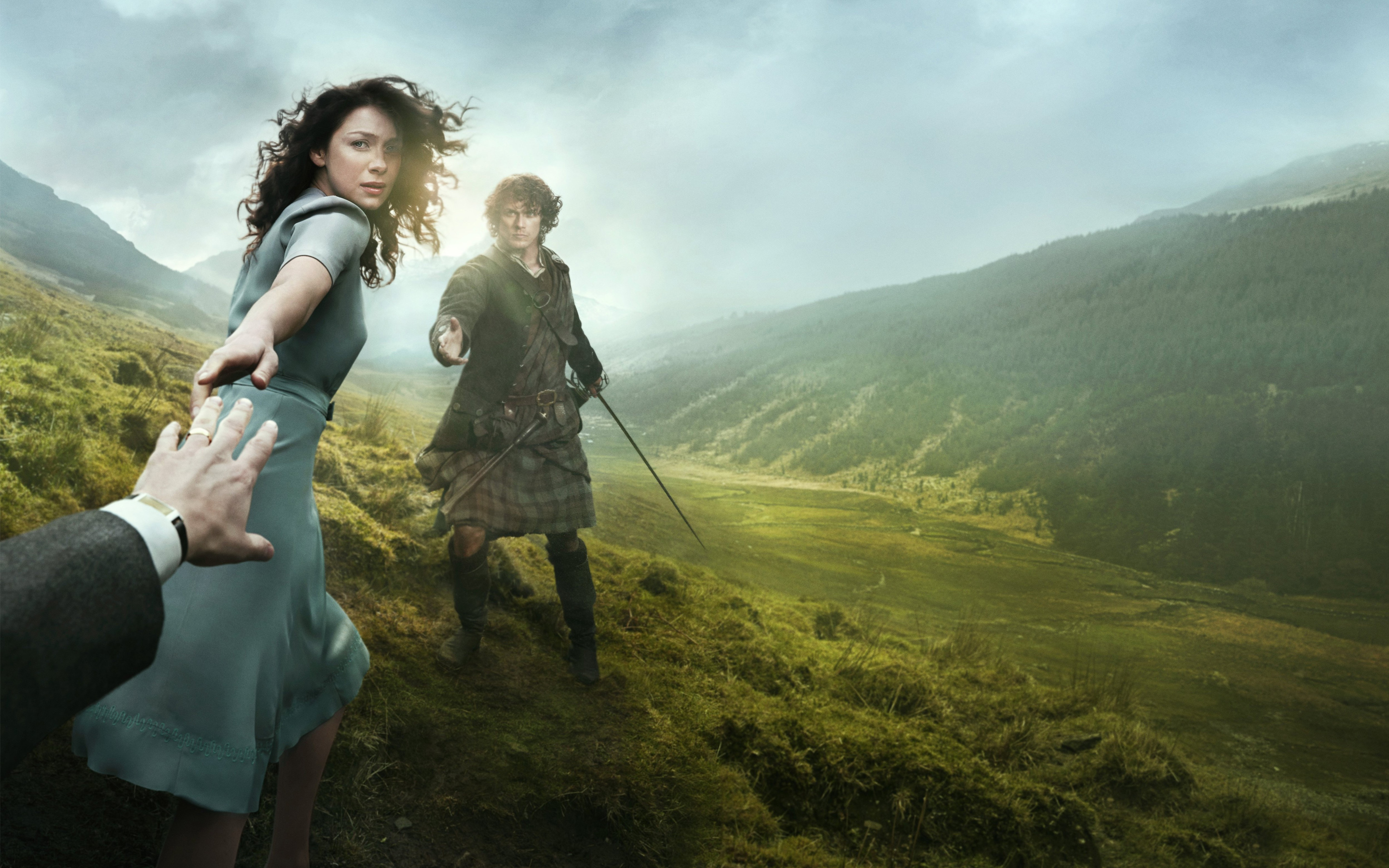 Outlander 2014 TV Series 1337 Kb