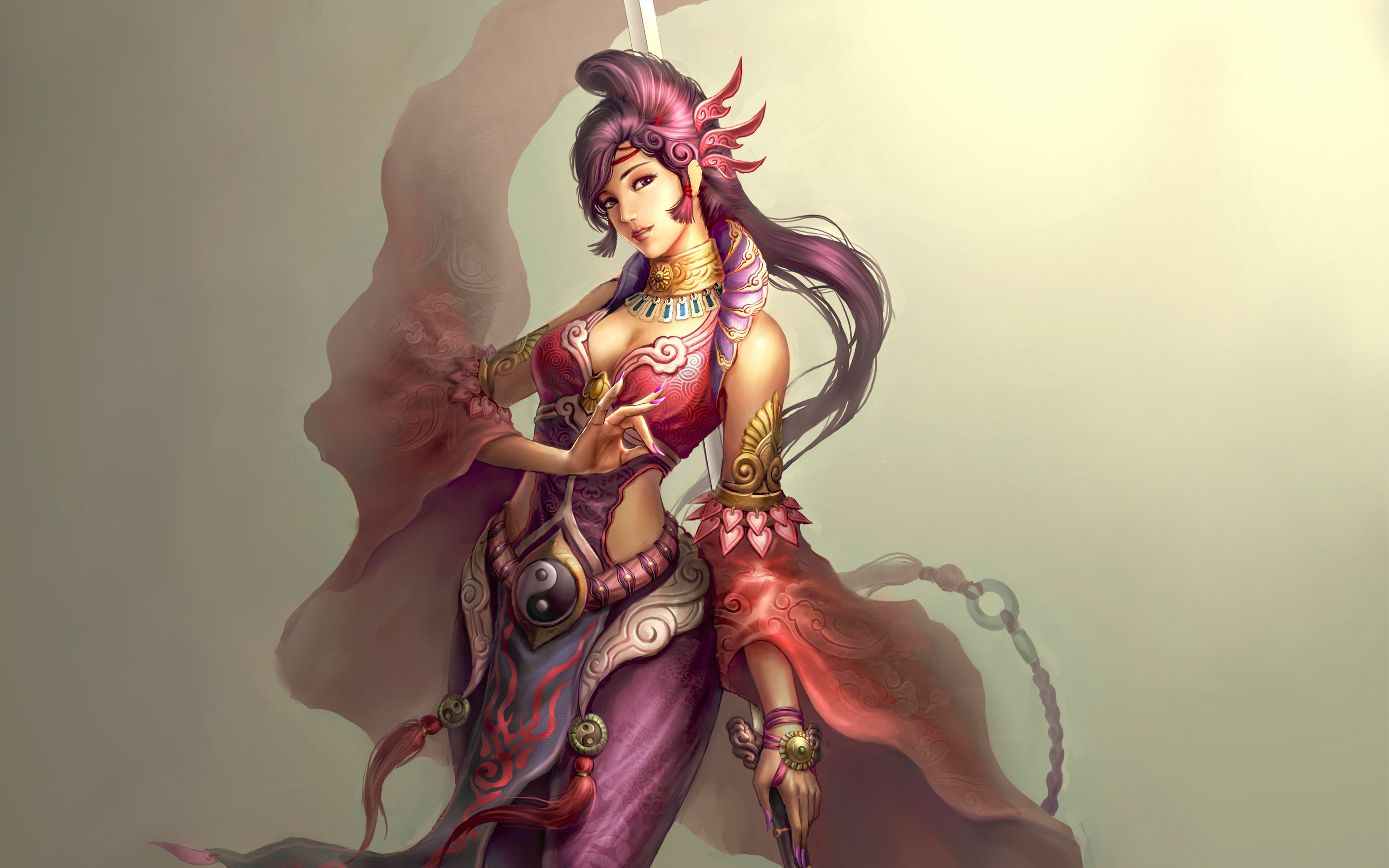 Female Taoist 573.38 Kb