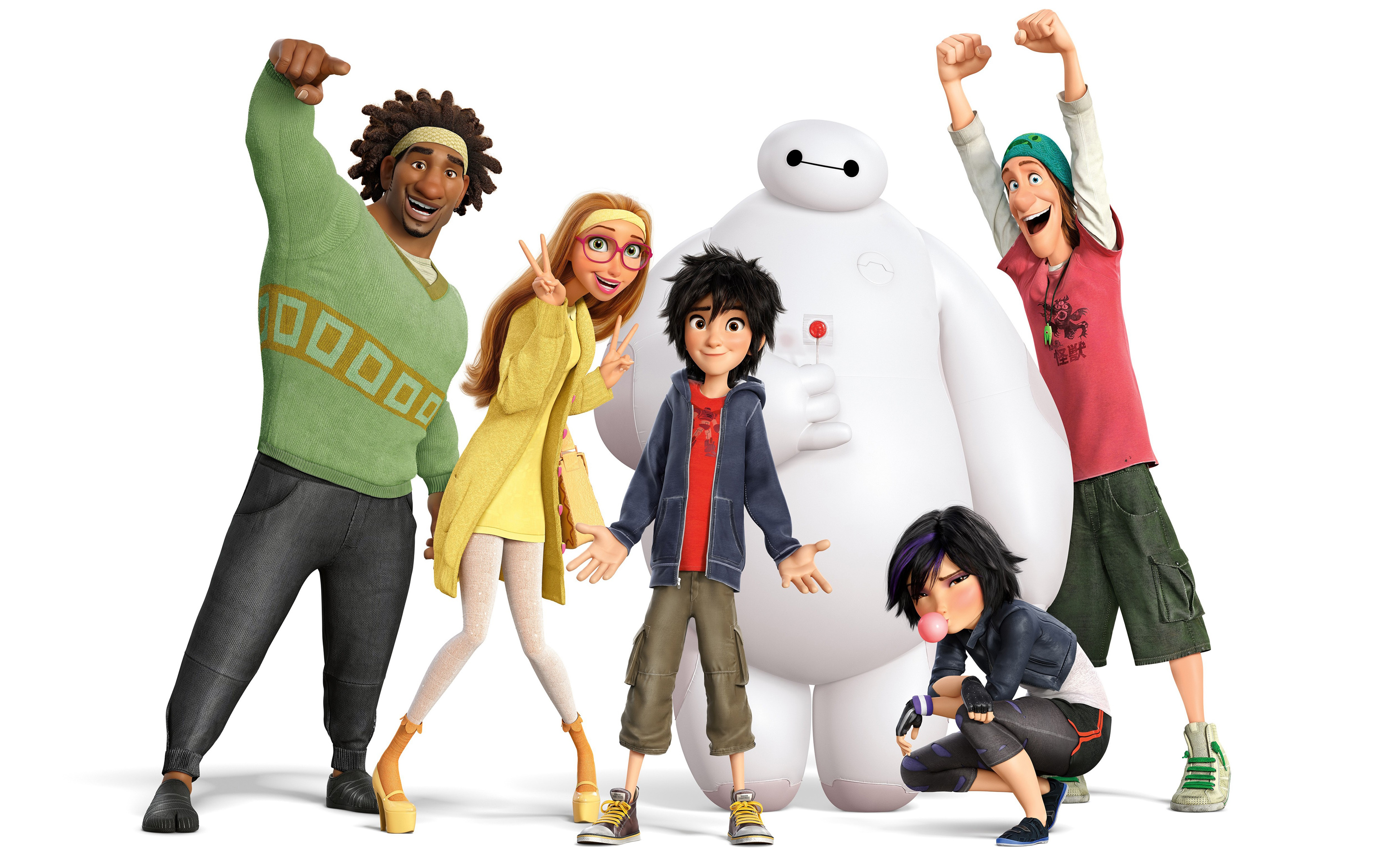 Big Hero 6 Movie 3343.19 Kb