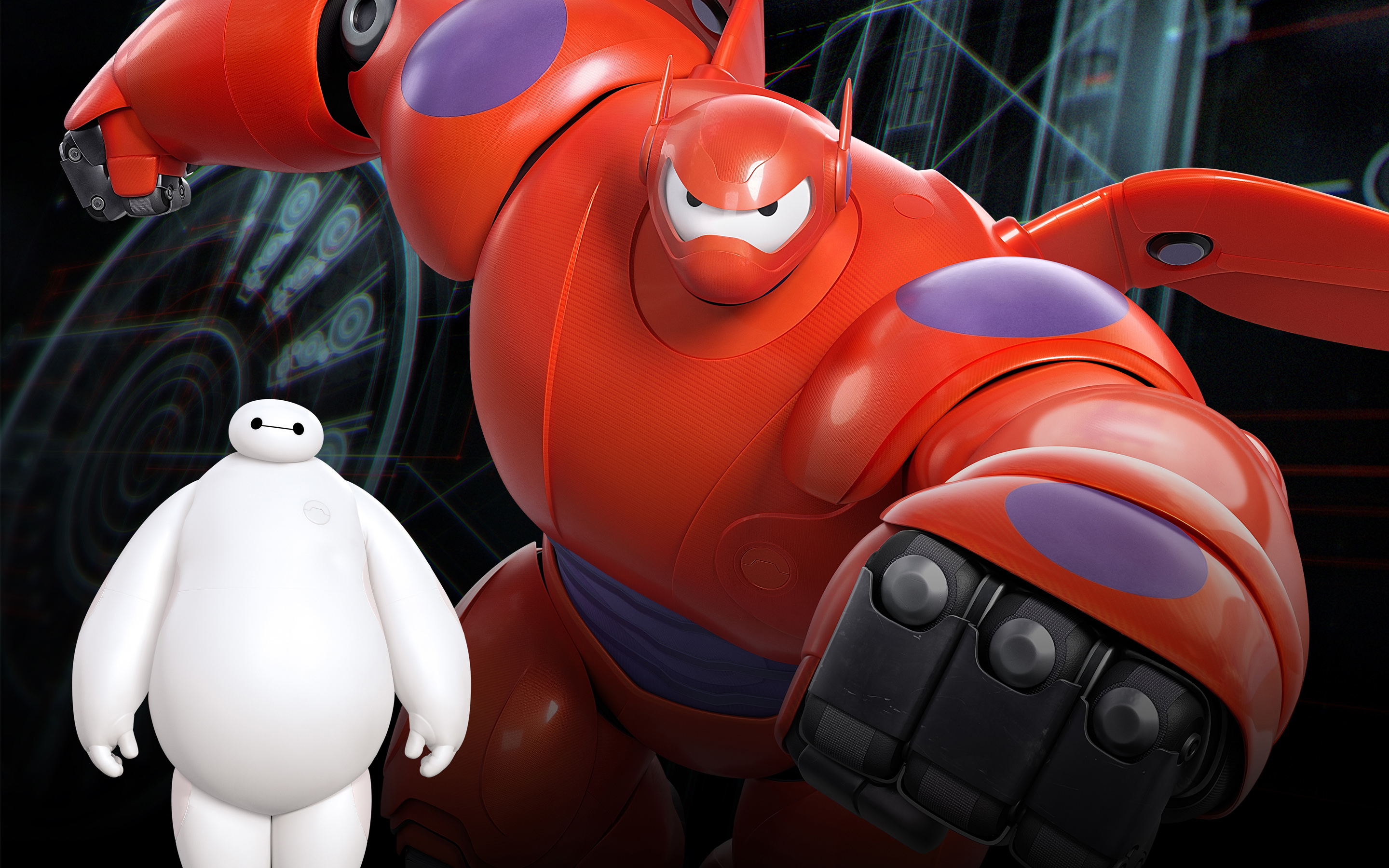 Baymax in Big Hero 6 3343.19 Kb