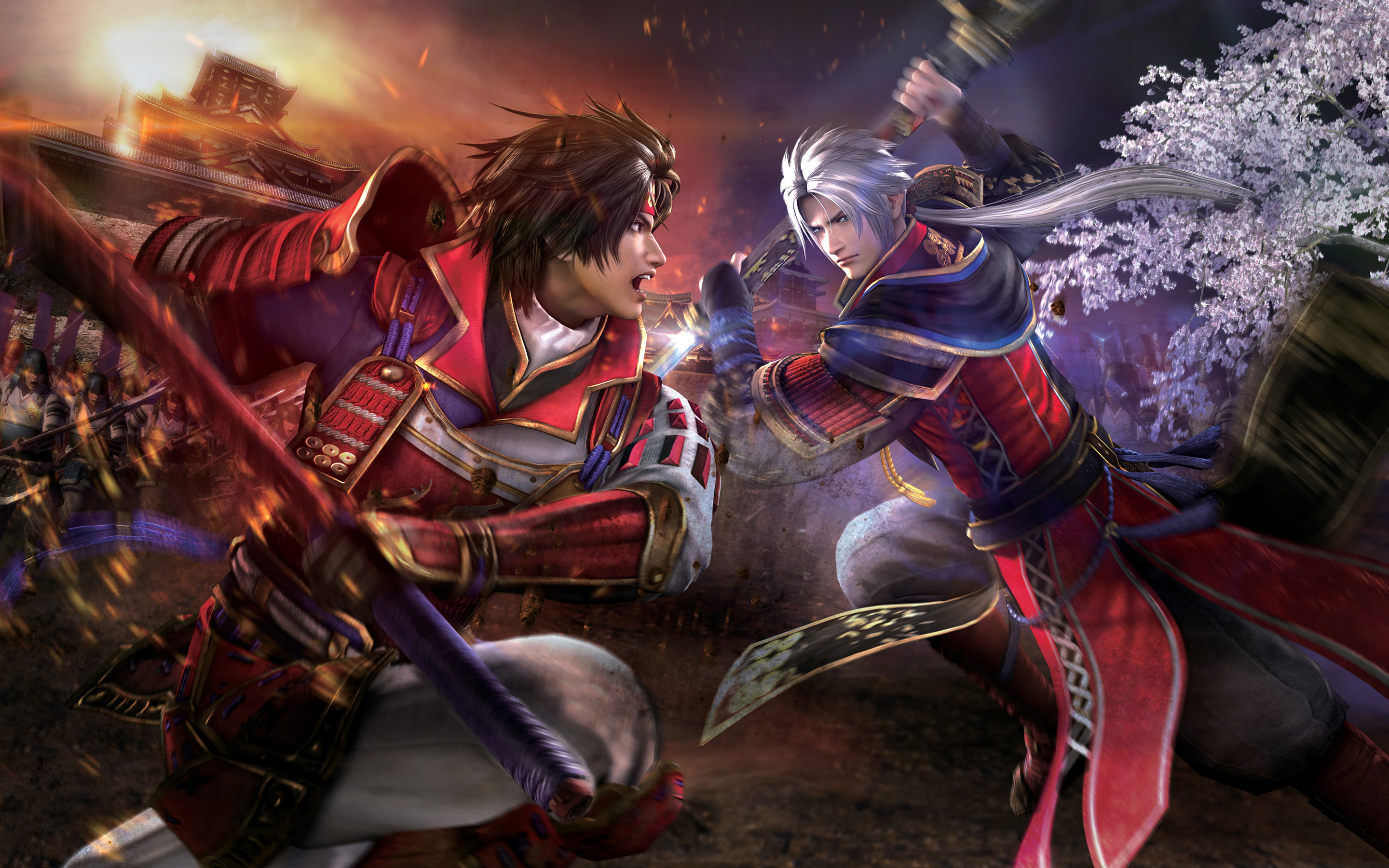 Samurai Warriors 4 Game 834.75 Kb