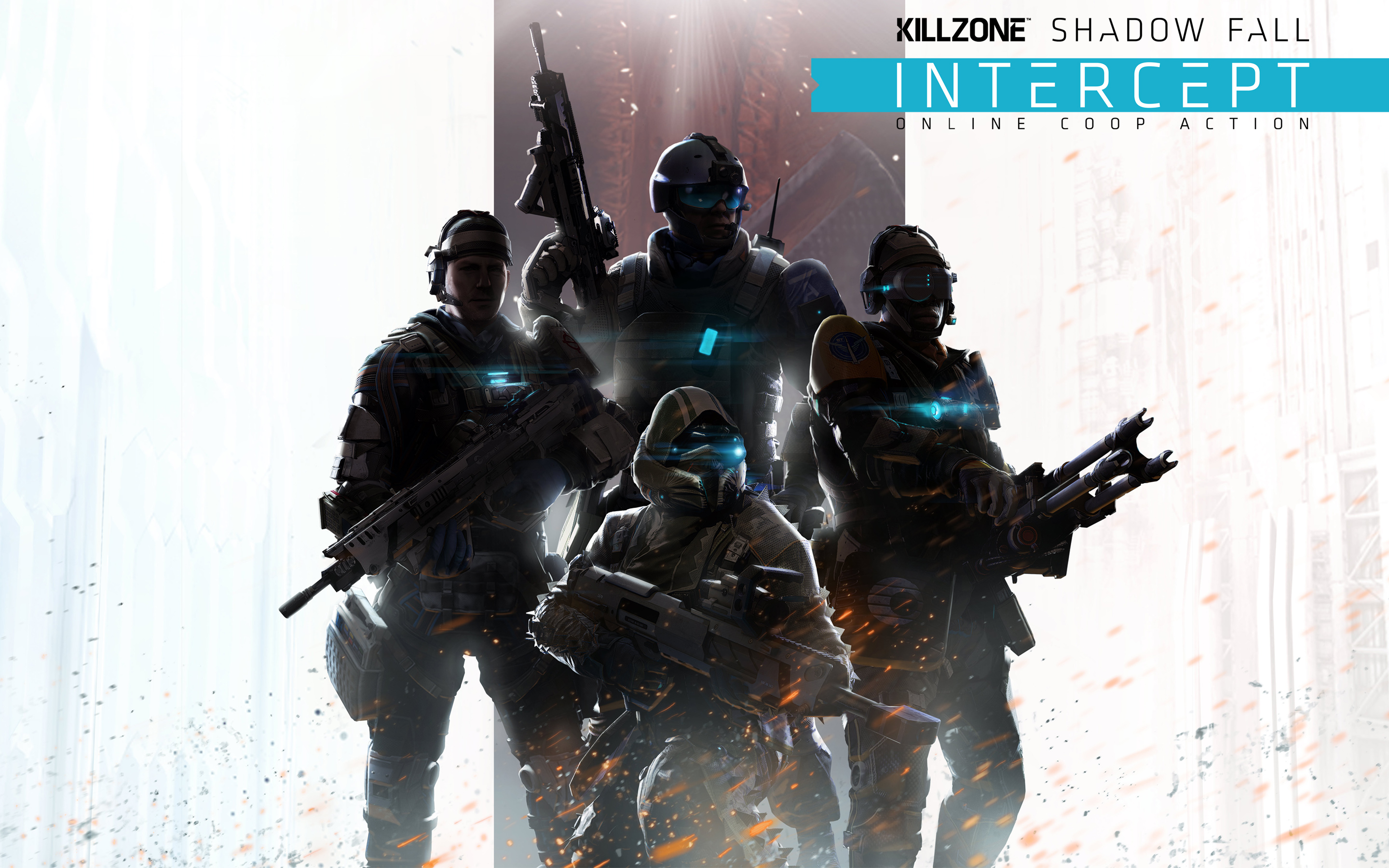 Killzone Shadow Fall Intercept Game 607.19 Kb