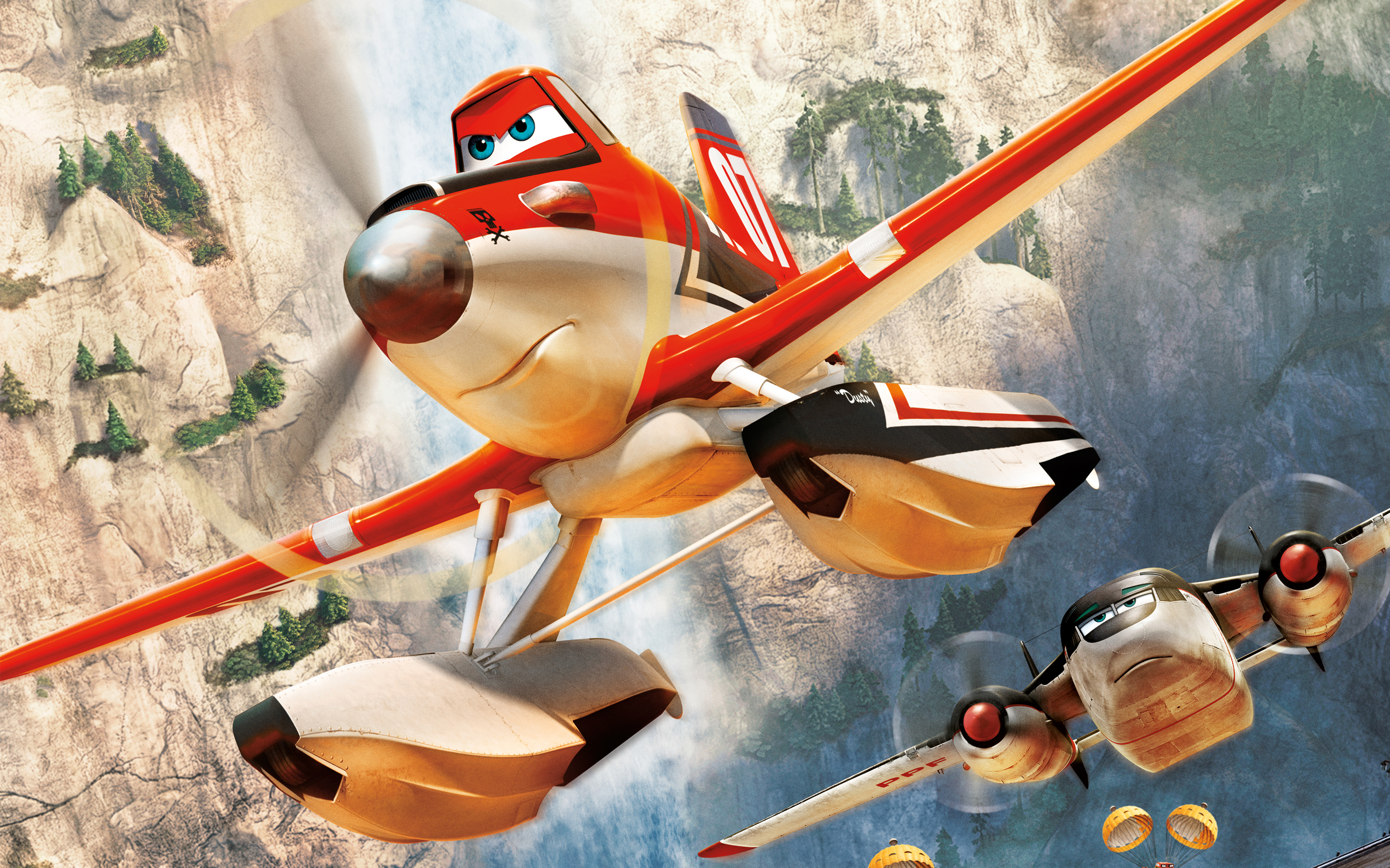 Planes Fire & Rescue 2014 403.76 Kb