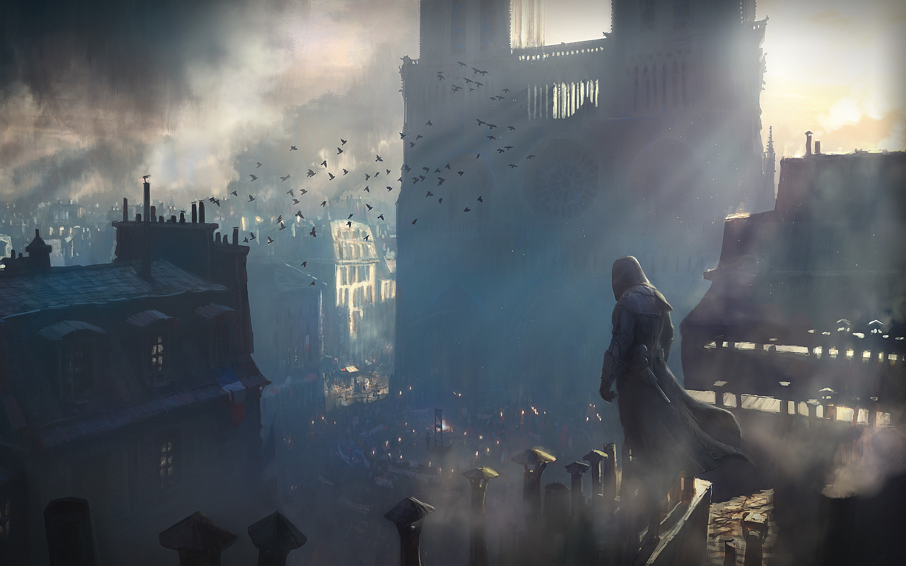 2014 Assassin's Creed Unity Game