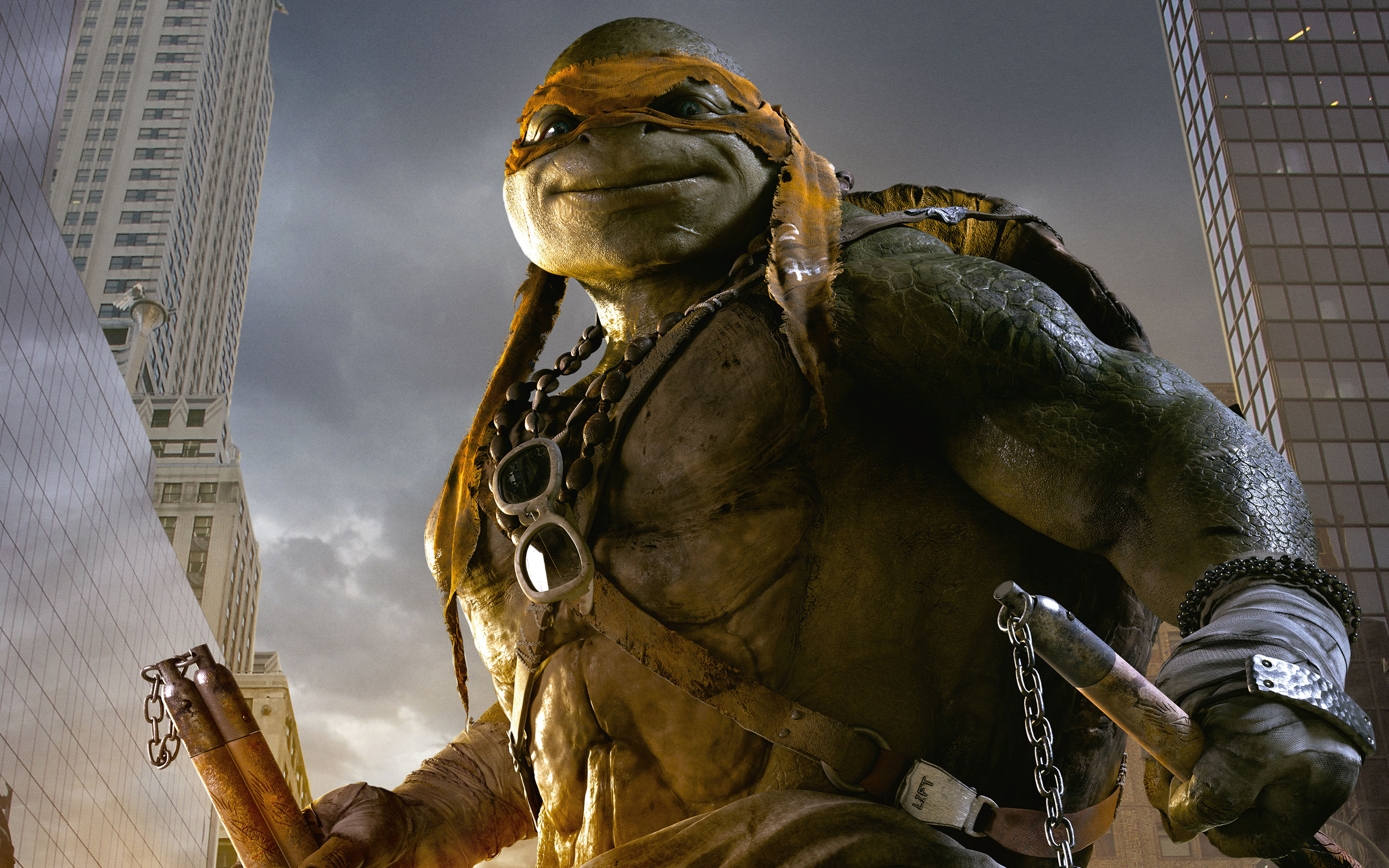Mikey in Teenage Mutant Ninja Turtles 2471.49 Kb