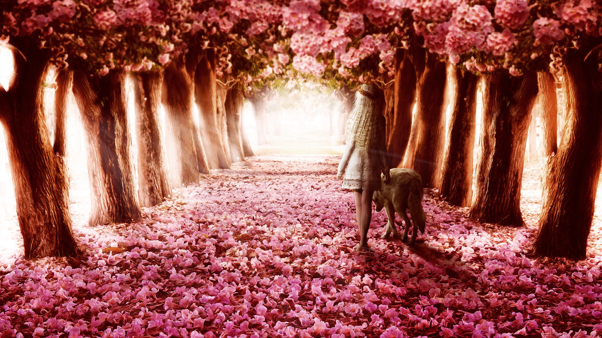 Flower Path 3010.64 Kb