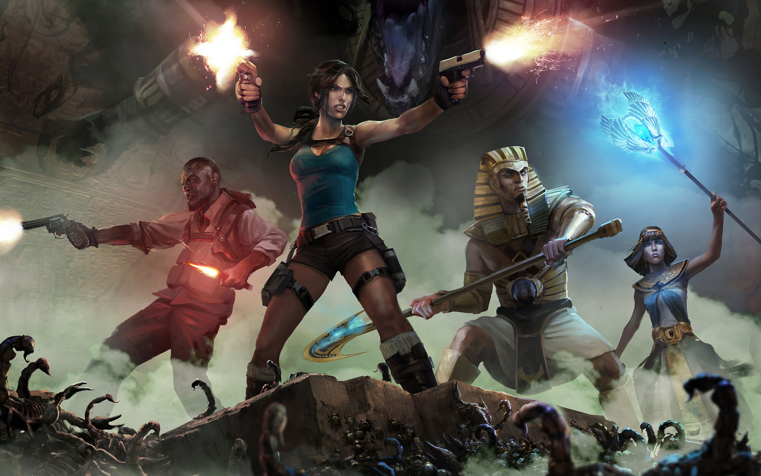 Lara Croft and the Temple of Osiris 1516.16 Kb