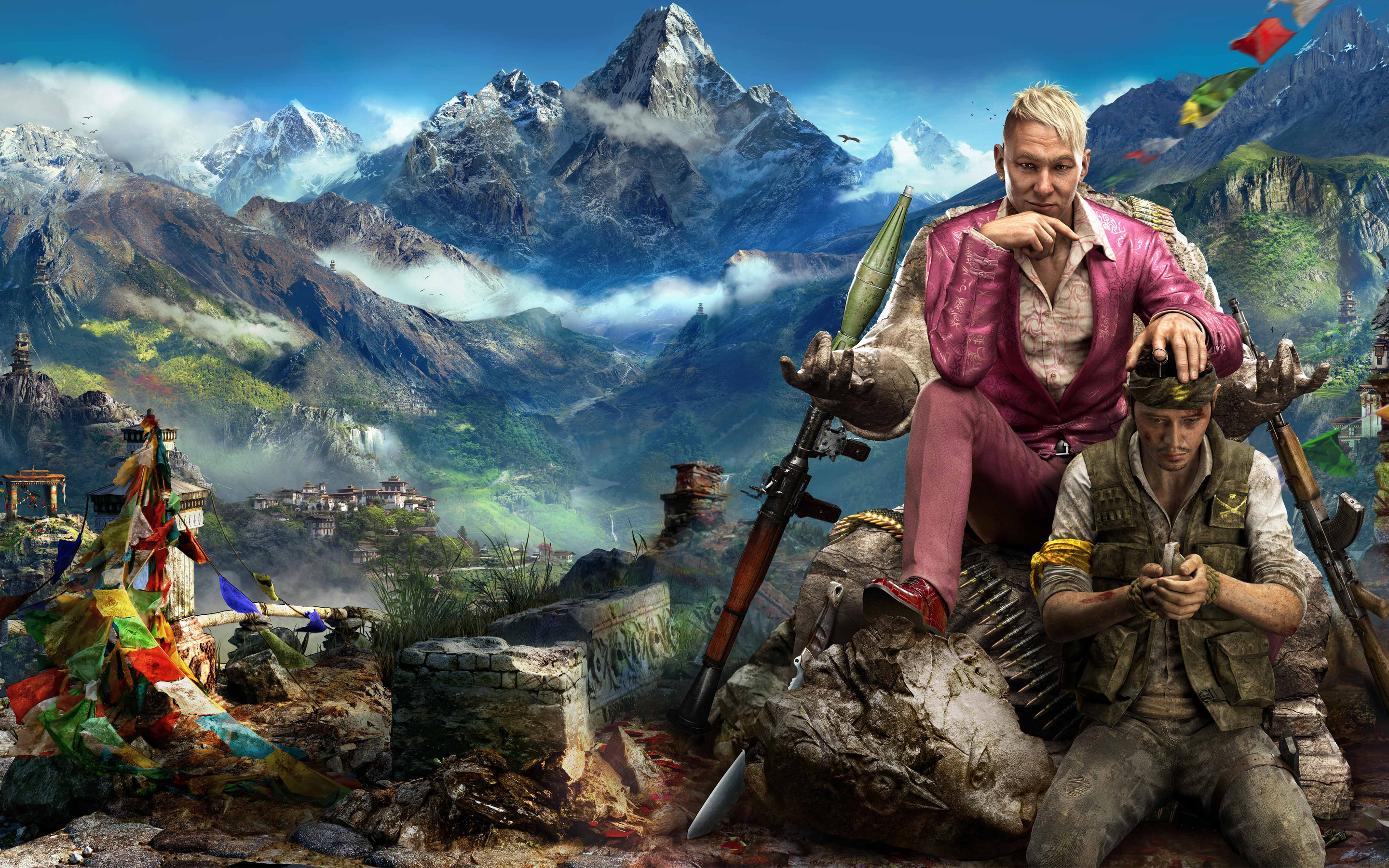 Far Cry 4 New Game