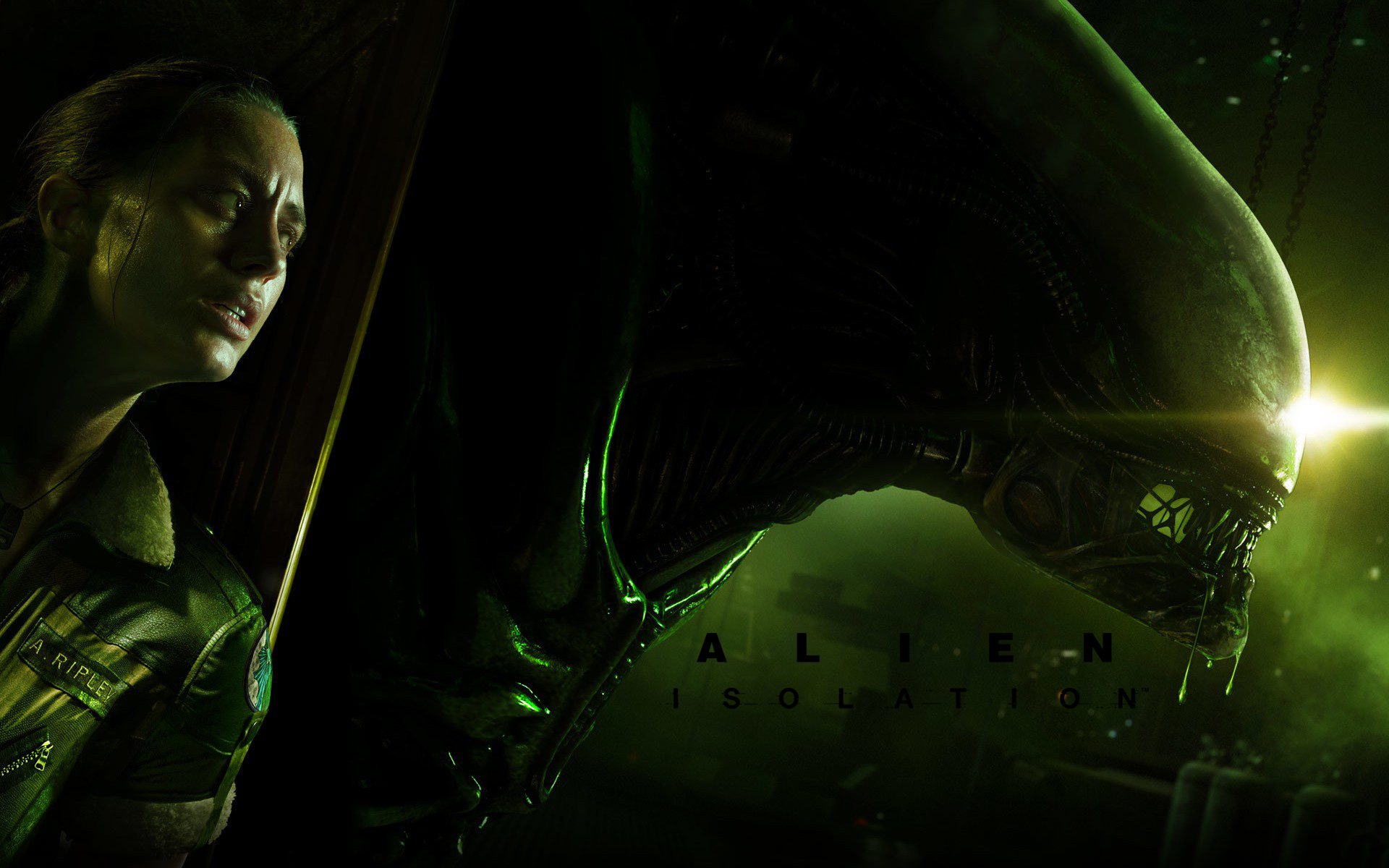 Alien Isolation Game 1221.1 Kb