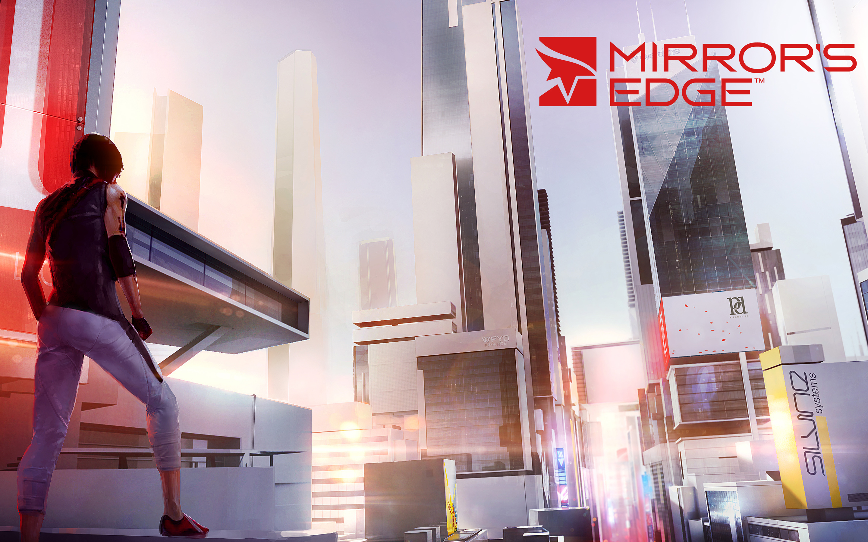 Mirror's Edge 2 New