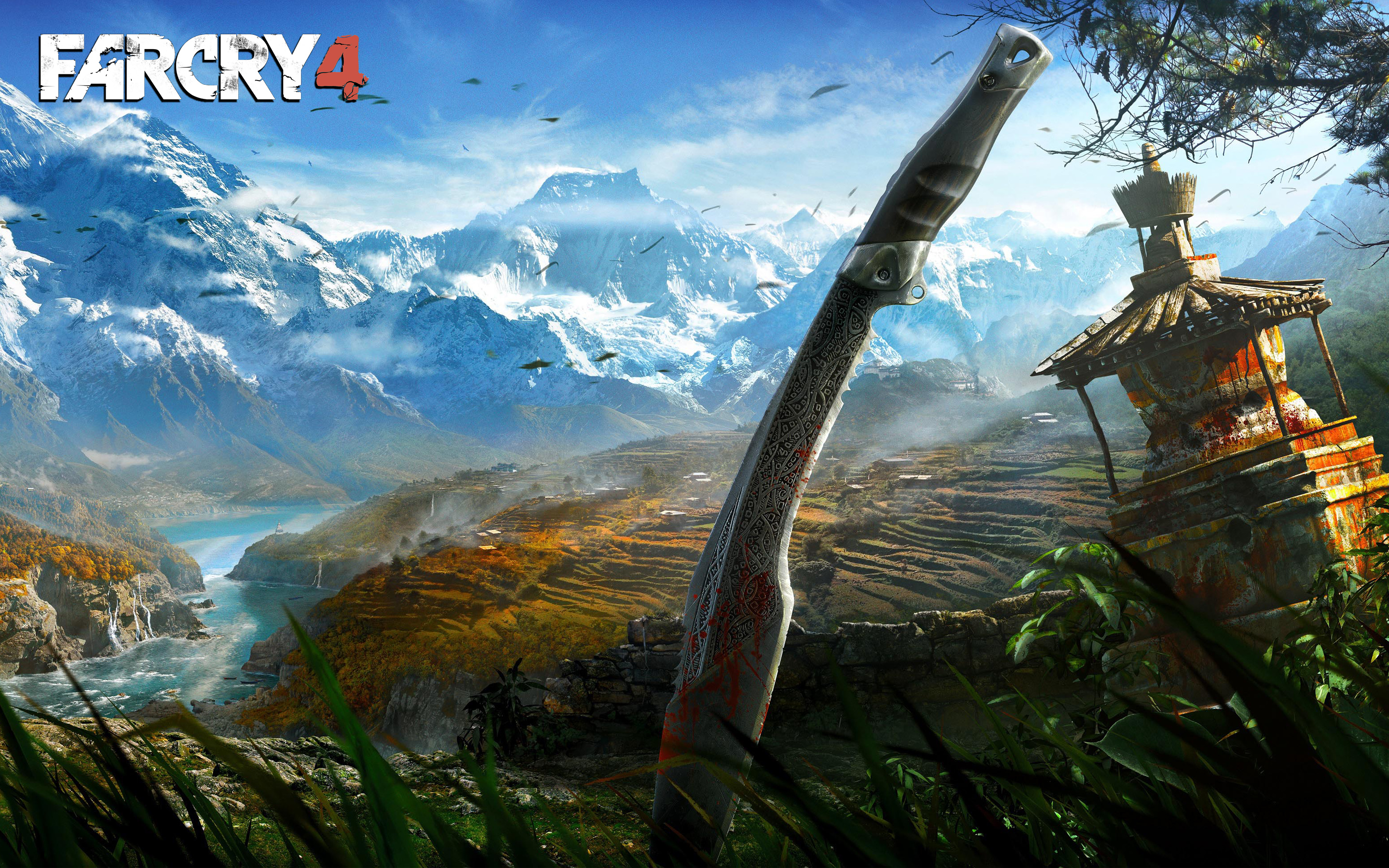 Far Cry 4 Himalayas